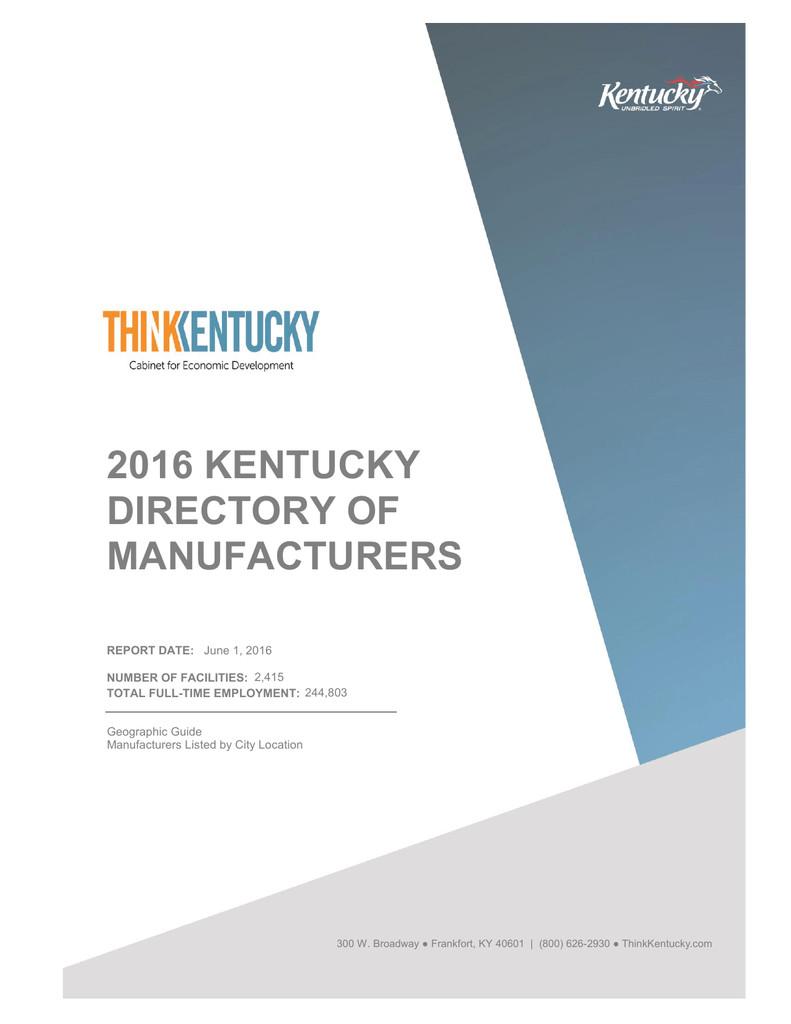 lanham hardwood flooring louisville ky of 2016 kentucky directory of manufacturers report date for 014166986 1 798ede483fe9eac51512a4da2c13f9c7