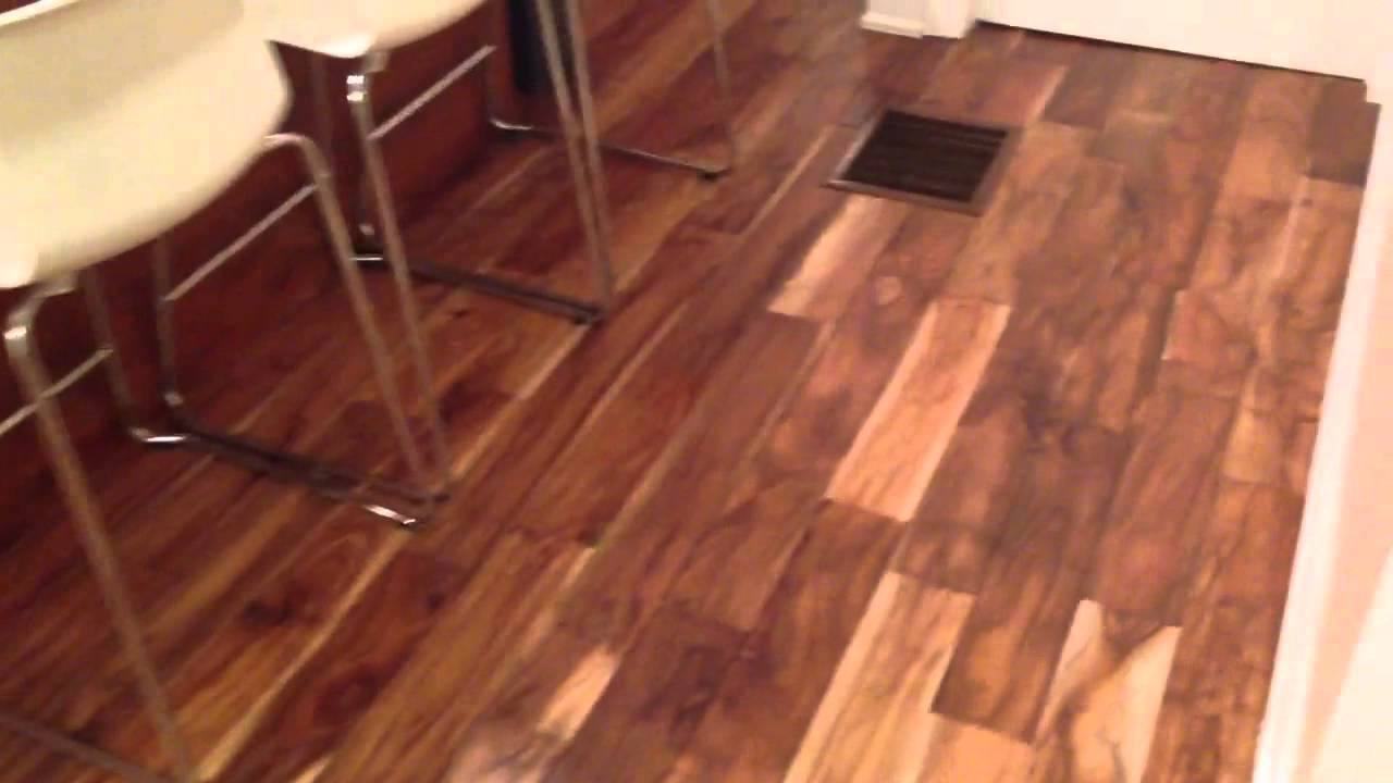 lifescapes hardwood flooring reviews of floorama flooring hand scraped small leaf acacia hardwood toronto intended for floorama flooring hand scraped small leaf acacia hardwood toronto youtube
