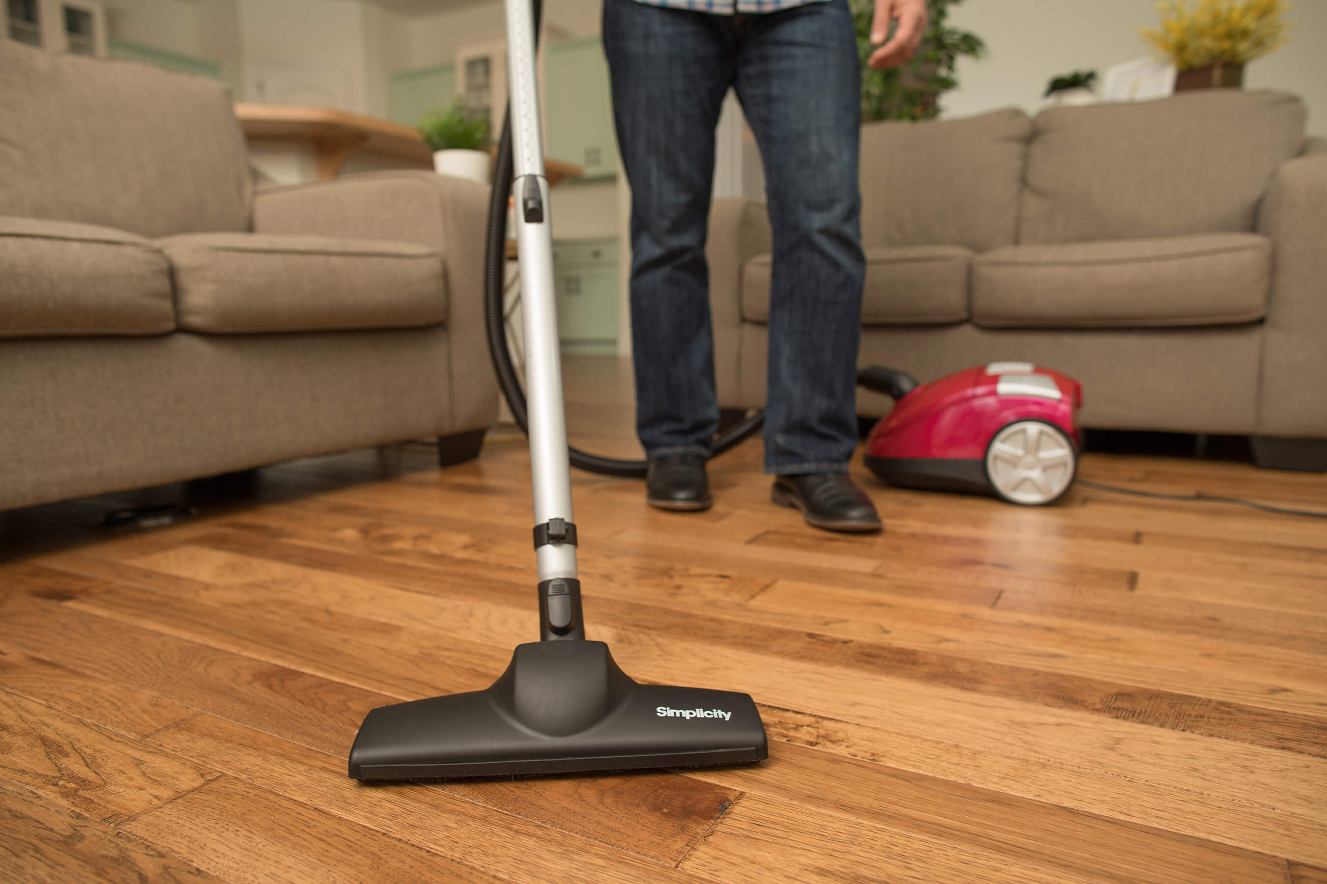 lightweight hardwood floor vacuum reviews of jill compact canister vacuum cleaner for this spunky lightweight little canister comes with handy tools that mount on the metal wand and are perfect for cleaning nooks blinds and everything else