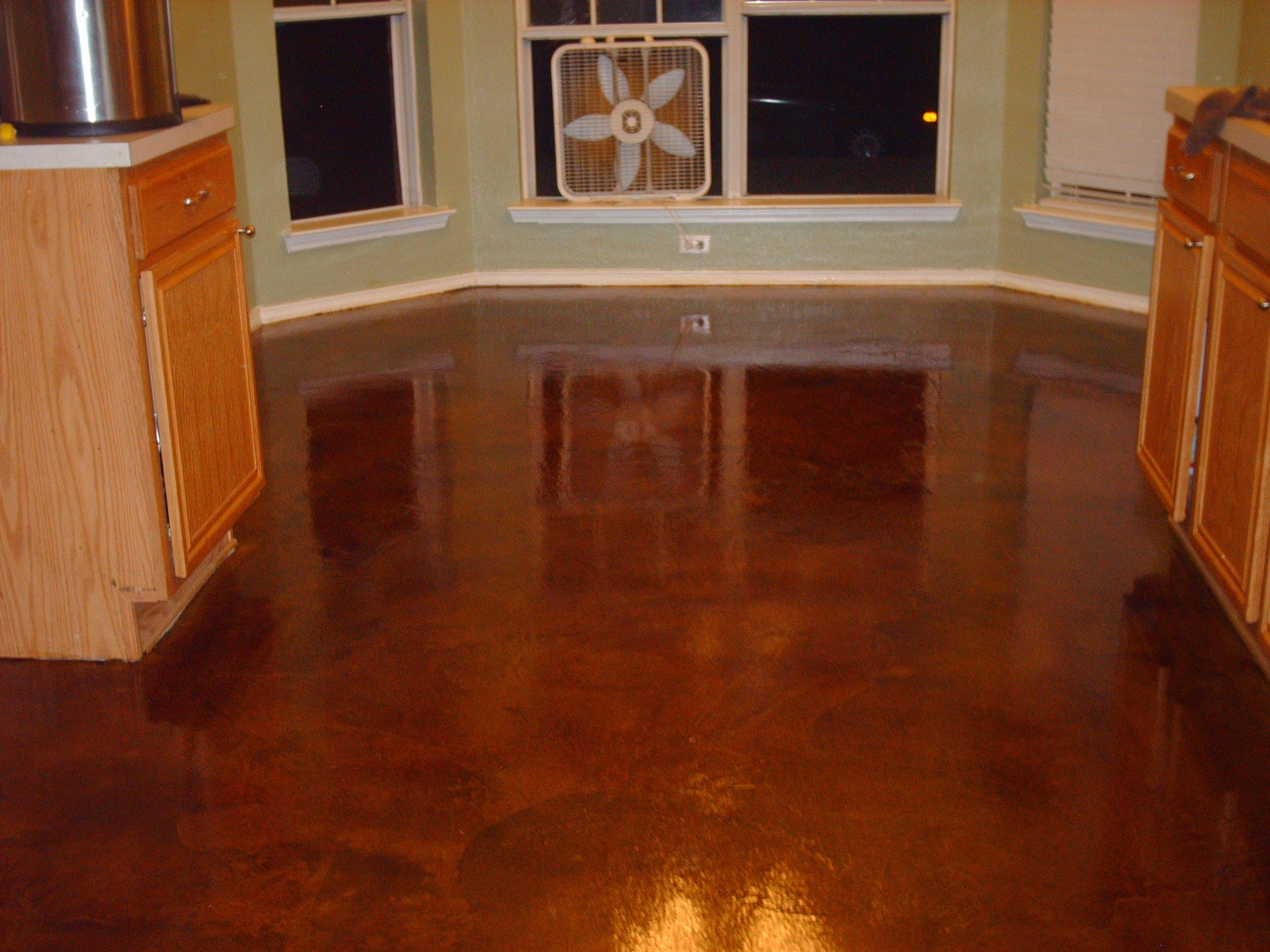 Liquid Hardwood Floor Refinishing Products Of Concrete Stain Cola High Gloss Industrial Sealer From Regarding Concrete Stain Cola High Gloss Industrial Sealer From Makeuglybeautiful Com Stained Concrete