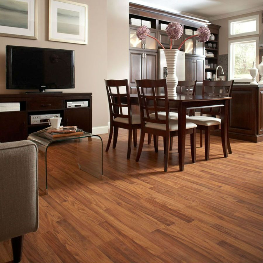 lowes bruce hardwood floors butterscotch of shop allen roth 7 96 in w x 3 97 ft l toasted embossed laminate with regard to shop allen roth 7 96 in w x 3 97 ft l toasted embossed laminate wood planks at lowes com