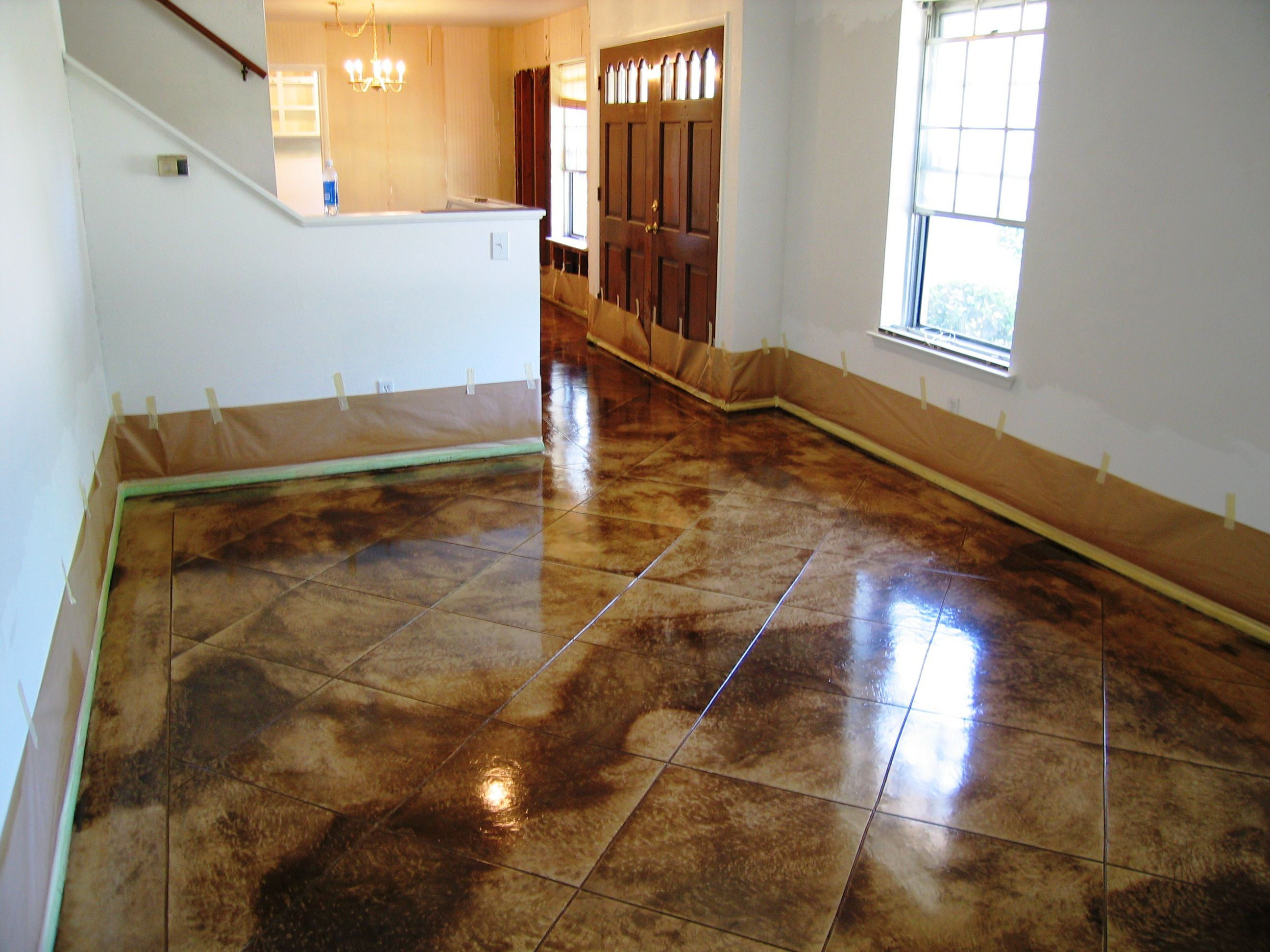 Lowes Hardwood Floor Installation Video Of Concrete Stain Colors Lowes Mi Casa Interiors Pinterest for Concrete Stain Colors Lowes