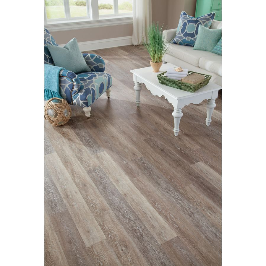 lowes locking hardwood floor of shop stainmaster 10 piece 5 74 in x 47 74 in washed oak dove gray pertaining to shop stainmaster 10 piece 5 74 in x 47 74 in washed oak dove
