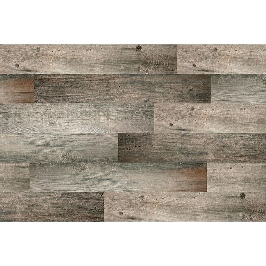 lowes oak hardwood flooring of shop style selections kaden reclaimed glazed porcelain indoor regarding shop style selections kaden reclaimed glazed porcelain indoor outdoor floor tile common 6 in x 36 in actual 5 83 in x 35 43 in at lowes com