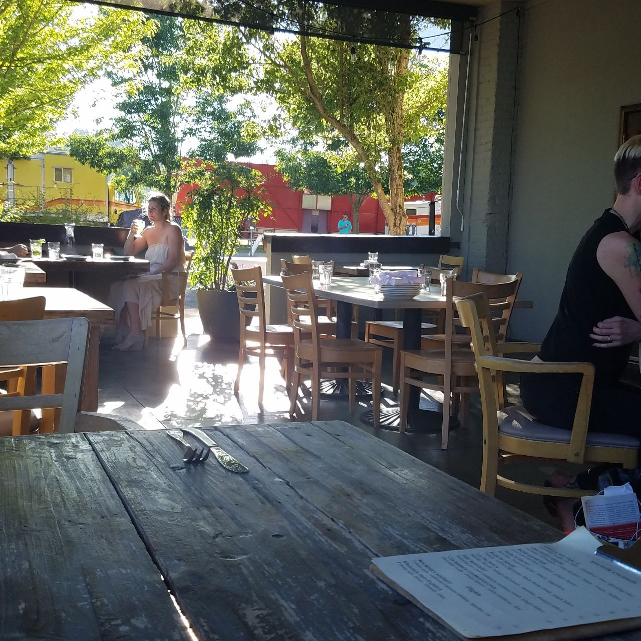 maine traditions hardwood flooring reviews of waterstreet cafe bar restaurant olympia wa opentable in 25015940