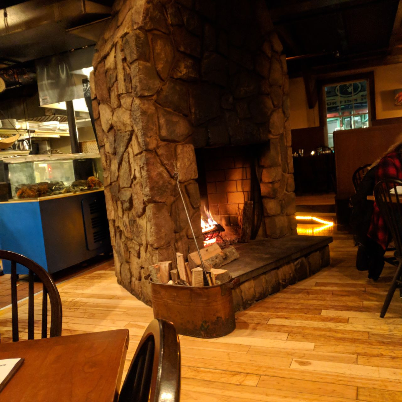 maple cinnamon hardwood flooring reviews of boones fish house oyster room restaurant portland me opentable regarding 25301960