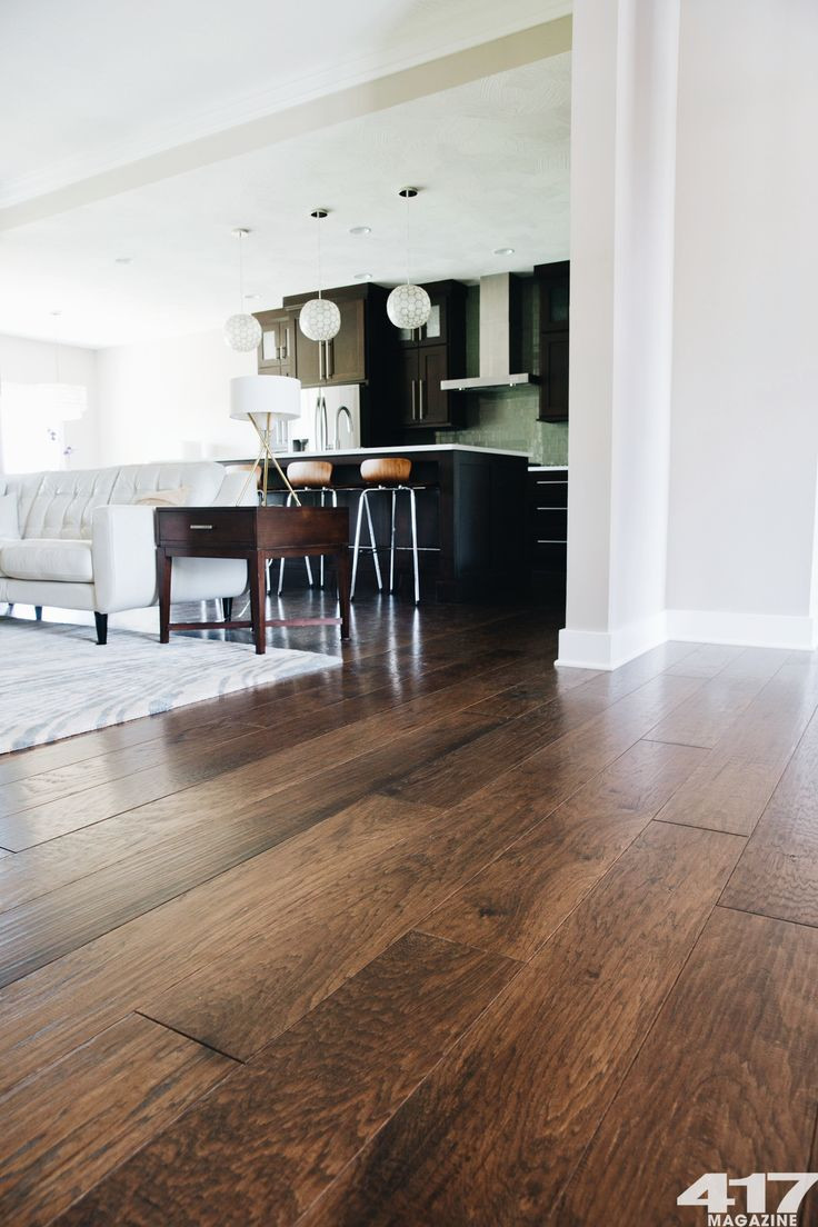 mazama acacia hardwood flooring of 38 best completed projects images on pinterest design styles inside love the contrast of the dark wood flooring and white walls saveemail canoe bay firestone