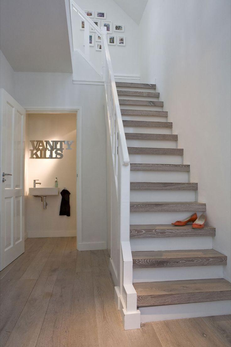 mazama smooth acacia hardwood flooring of 261 best merdiven images on pinterest modern stairs interior inside einfach aber scha¶n