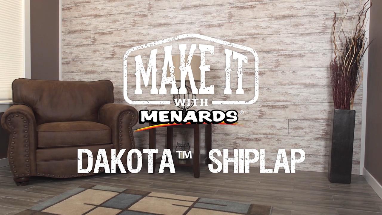 """menards unfinished hardwood flooring of dakotaa""""¢ prefinished shiplap 1 2 x 7 1 4 x 12 at menardsa throughout miwm dakotashiplapsplash"""