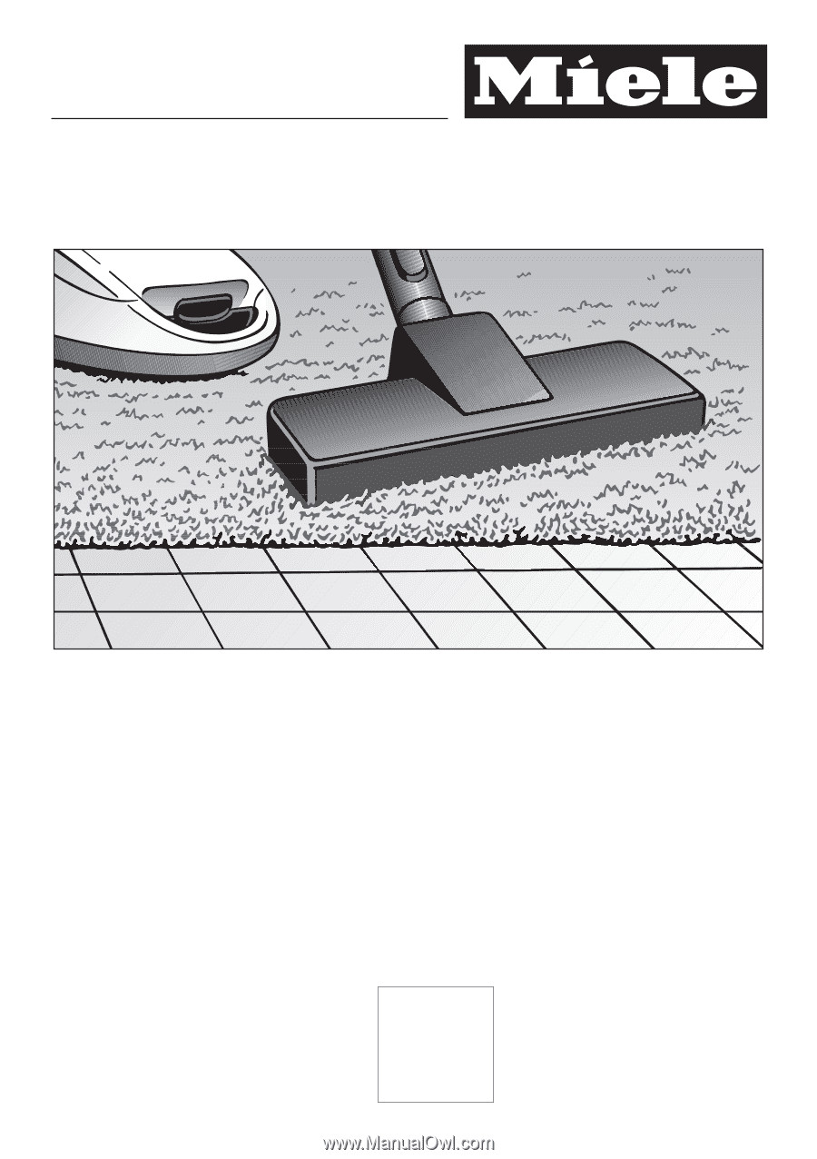 miele vacuum hardwood floor attachment of miele compact c1 homecare product manual in en operating instructions vacuum cleaner