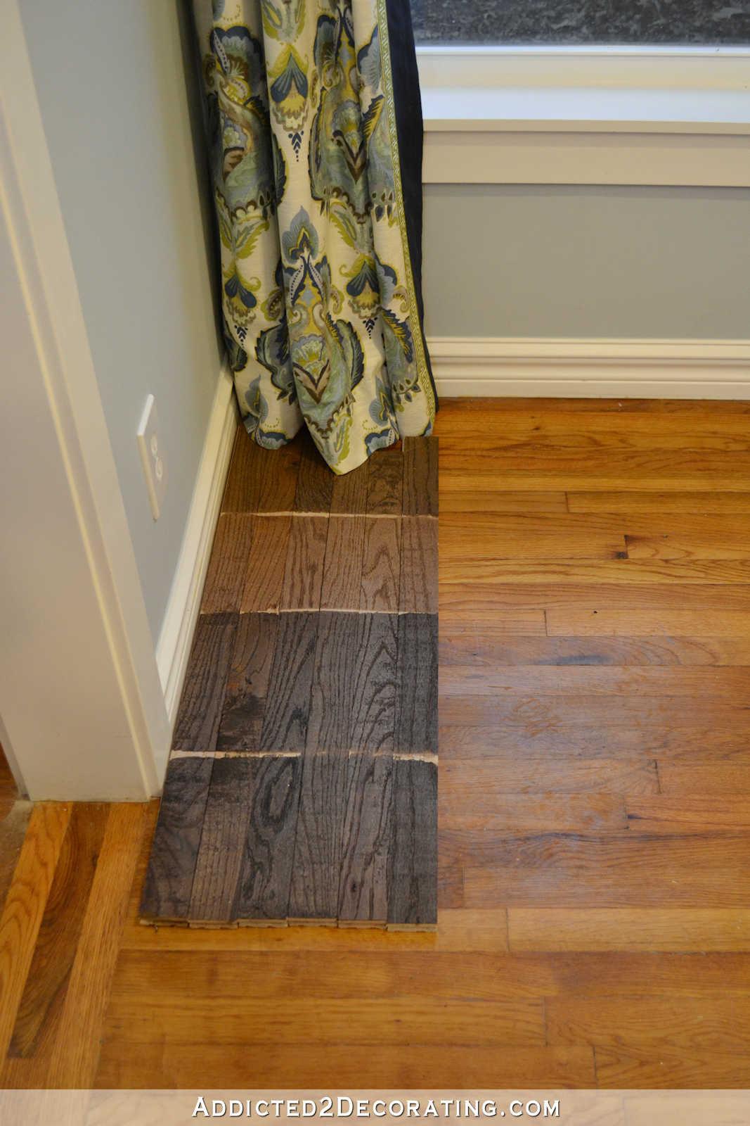 oak hardwood flooring colors of red dark hardwood floors testing stain colors for my red oak inside red dark hardwood floors testing stain colors for my red oak hardwood floor