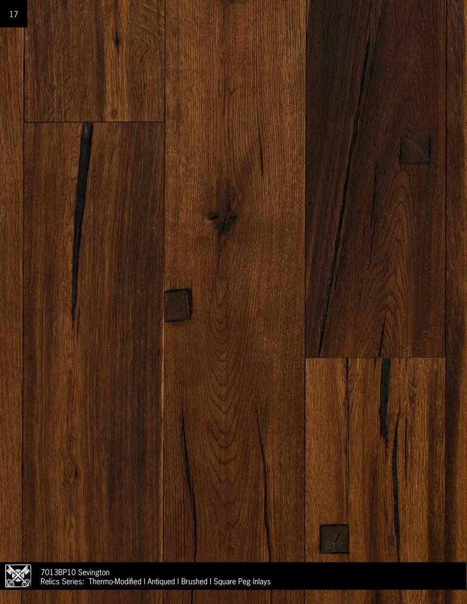 oak hardwood flooring with pegs of make any home a castle pdf with thermo modified