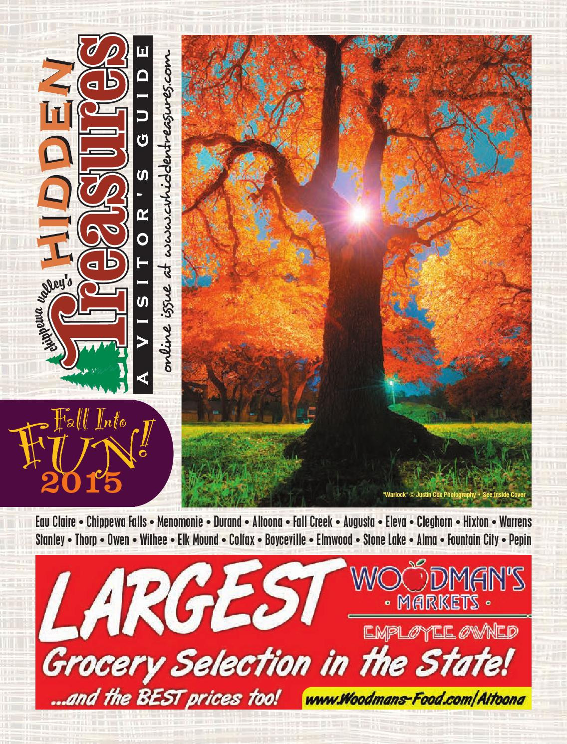 Owens Hardwood Flooring Distributors Of Chippewa Valleys Hidden Treasures by Evergreen Graphics issuu Inside Page 1