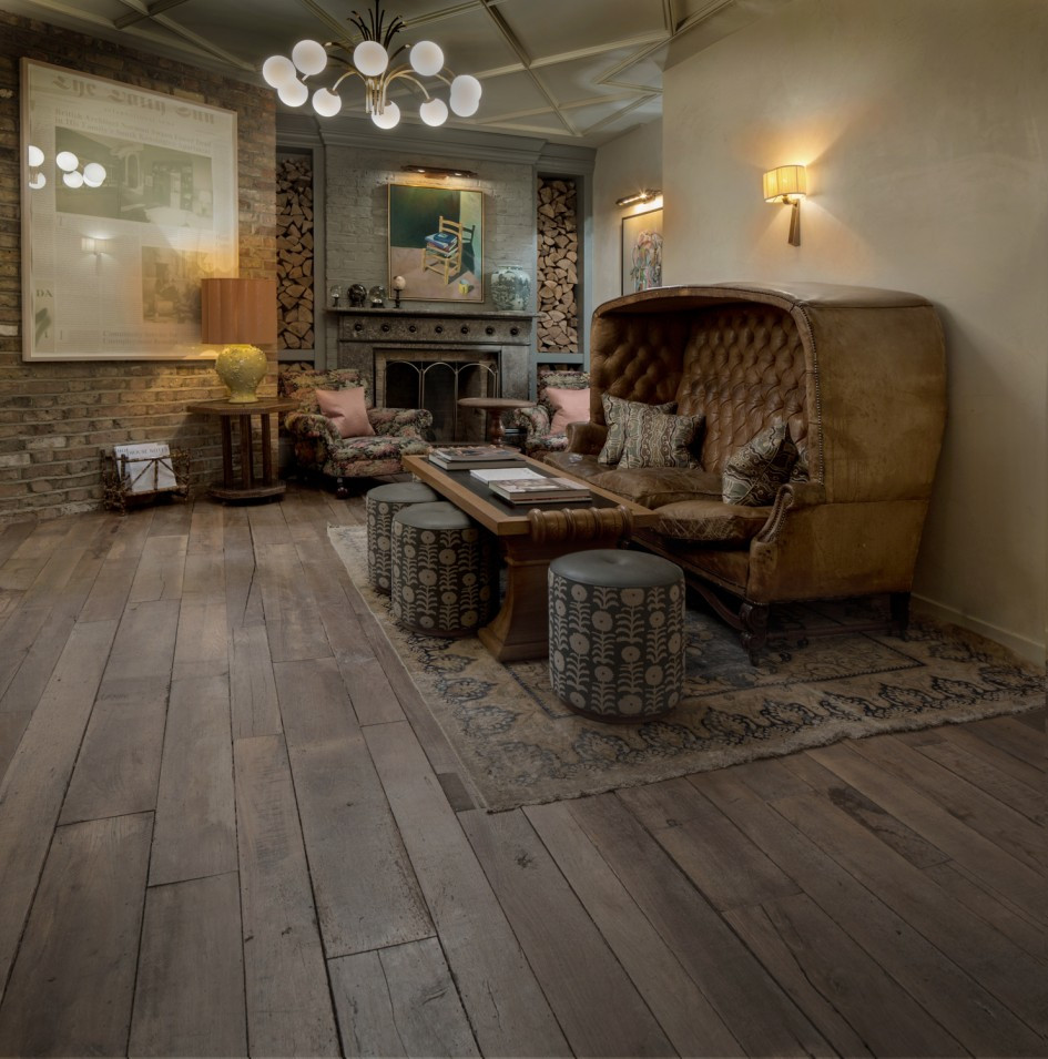 Pc Hardwood Floors Brooklyn Of the New Reclaimed Flooring Company for soho House Reclaimed French Oak