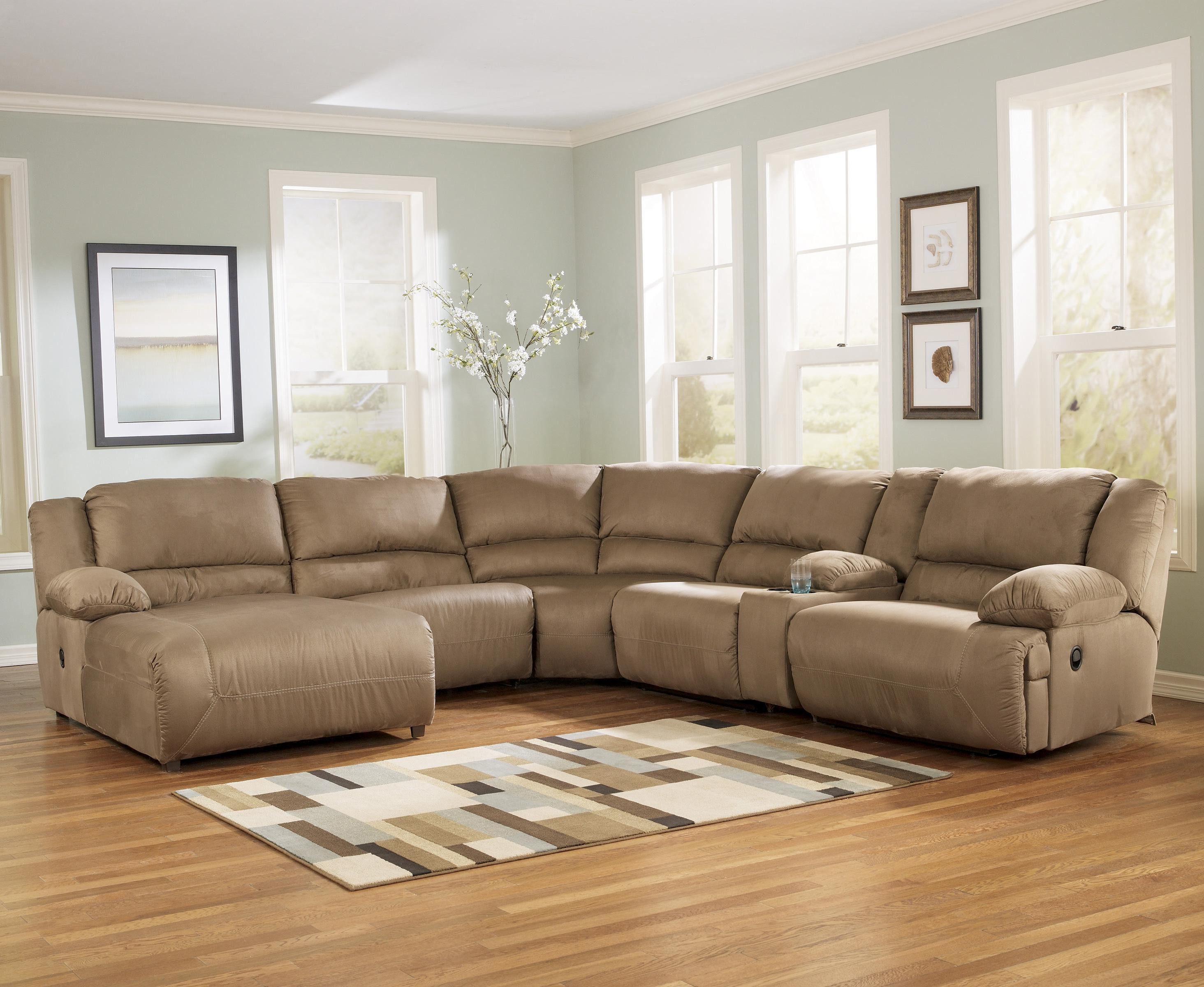 pc hardwood floors newark nj of signature design by ashley hogan mocha 6 piece motion sectional regarding signature design by ashley hogan mocha 6 piece motion sectional with left chaise and console ahfa reclining sectional sofa dealer locator