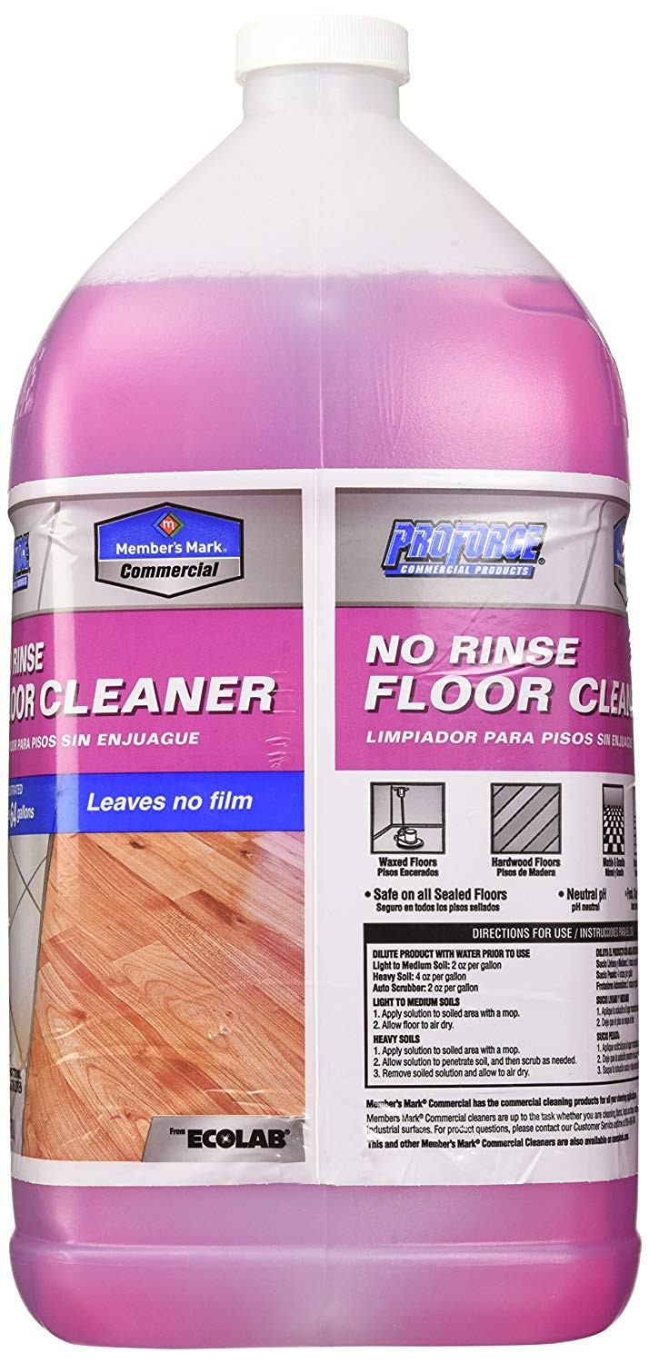 pc hardwood floors supplies of amazon com proforce no rinse floor cleaner 1 gal home improvement with 81qi uy43ol sl1500