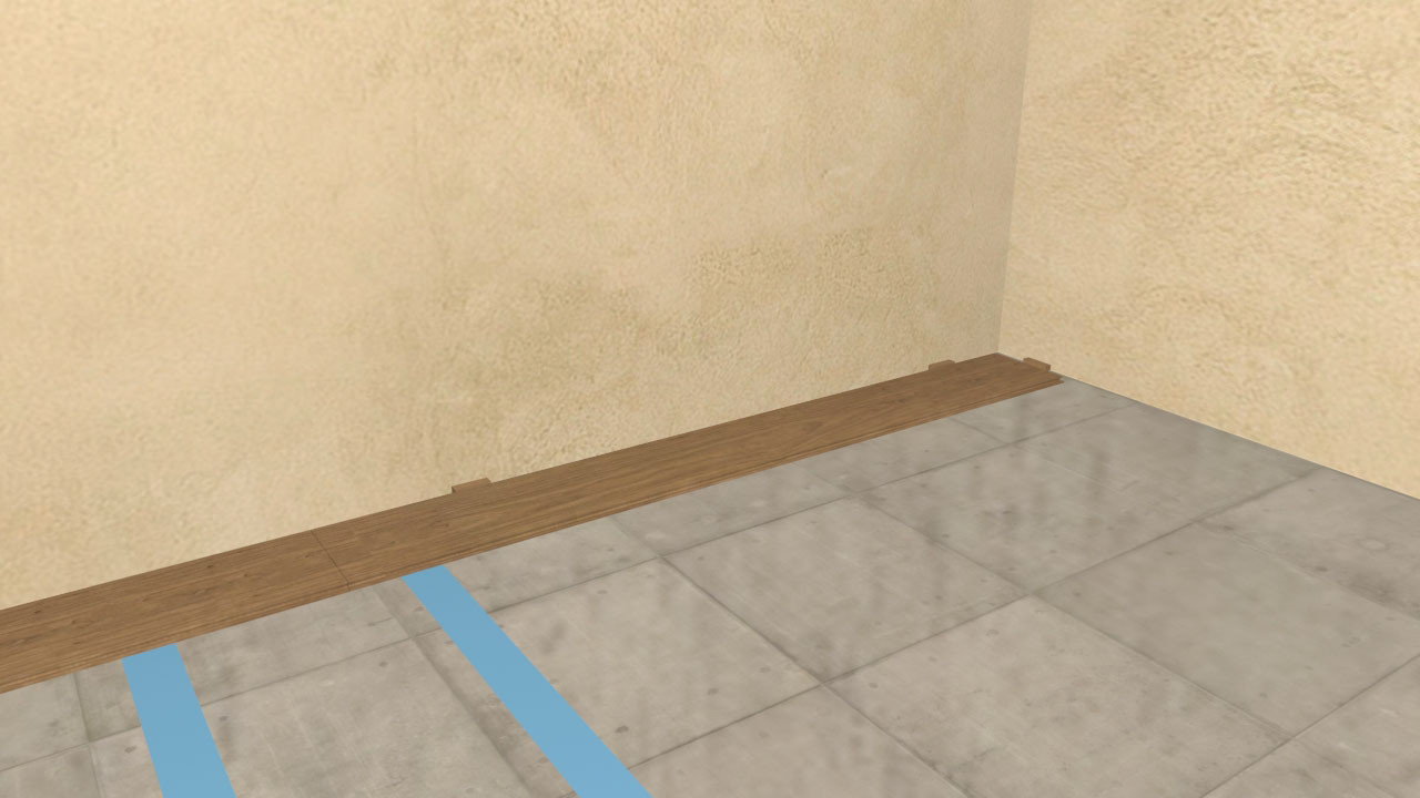 pc hardwood floors supplies of how to install vinyl flooring with pictures wikihow within install flooring step 18 version 3