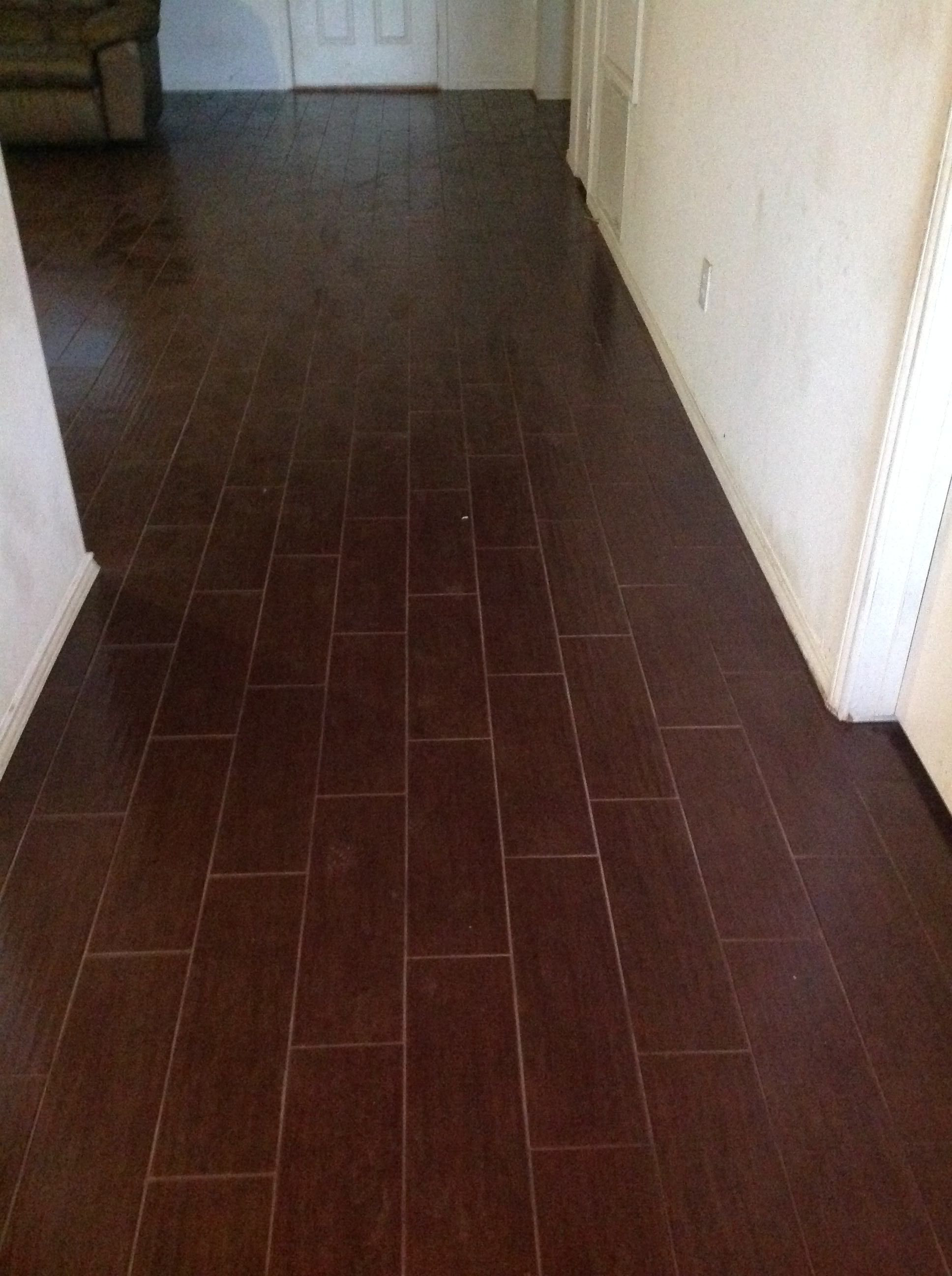 pictures of hardwood floors in hallways of our tile choice interceramic wood looking tile flooring in hallway inside our tile choice interceramic wood looking tile flooring in hallway installed for amy in wylie tx