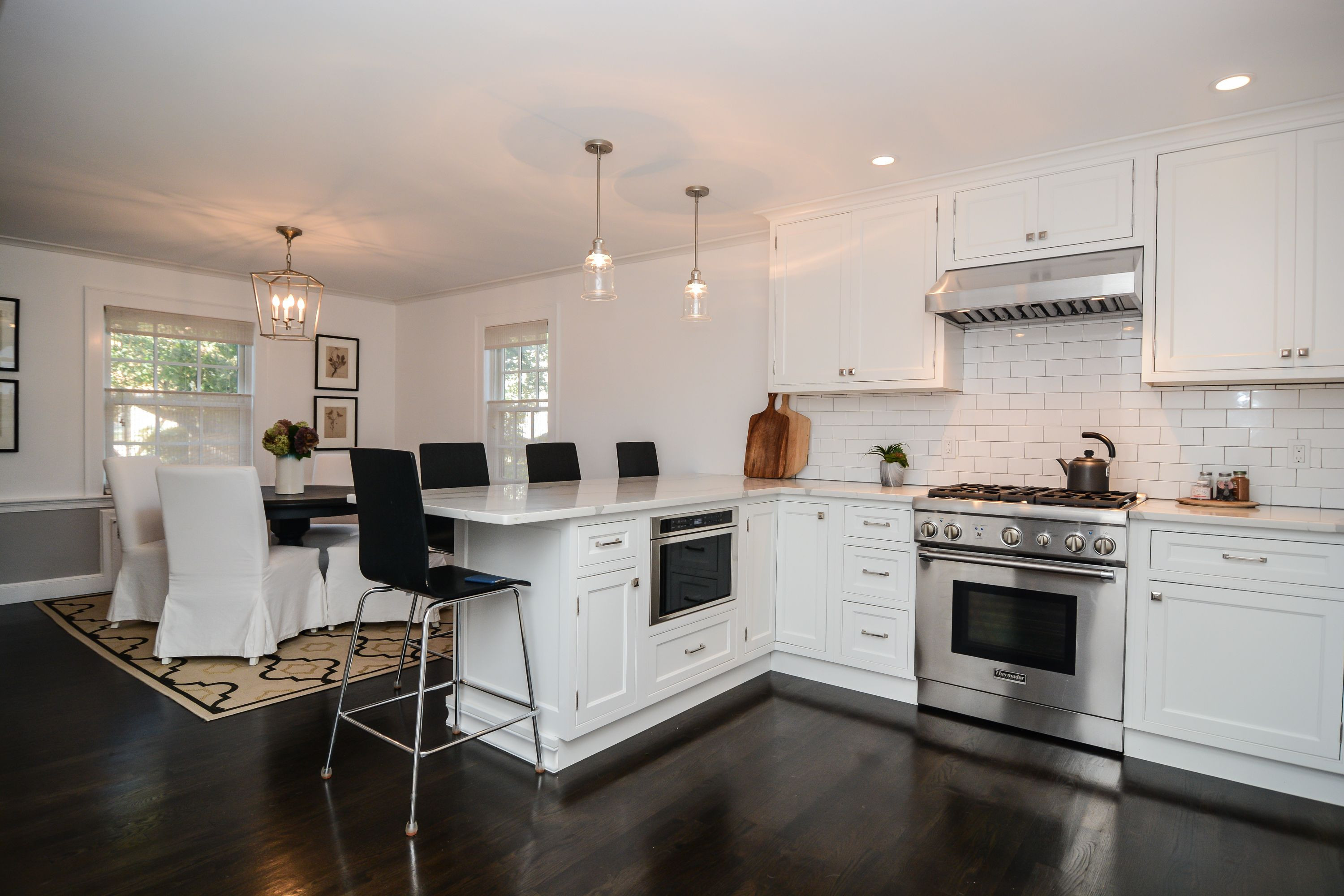 28 Awesome Pictures Of Kitchens With Dark Hardwood Floors Unique