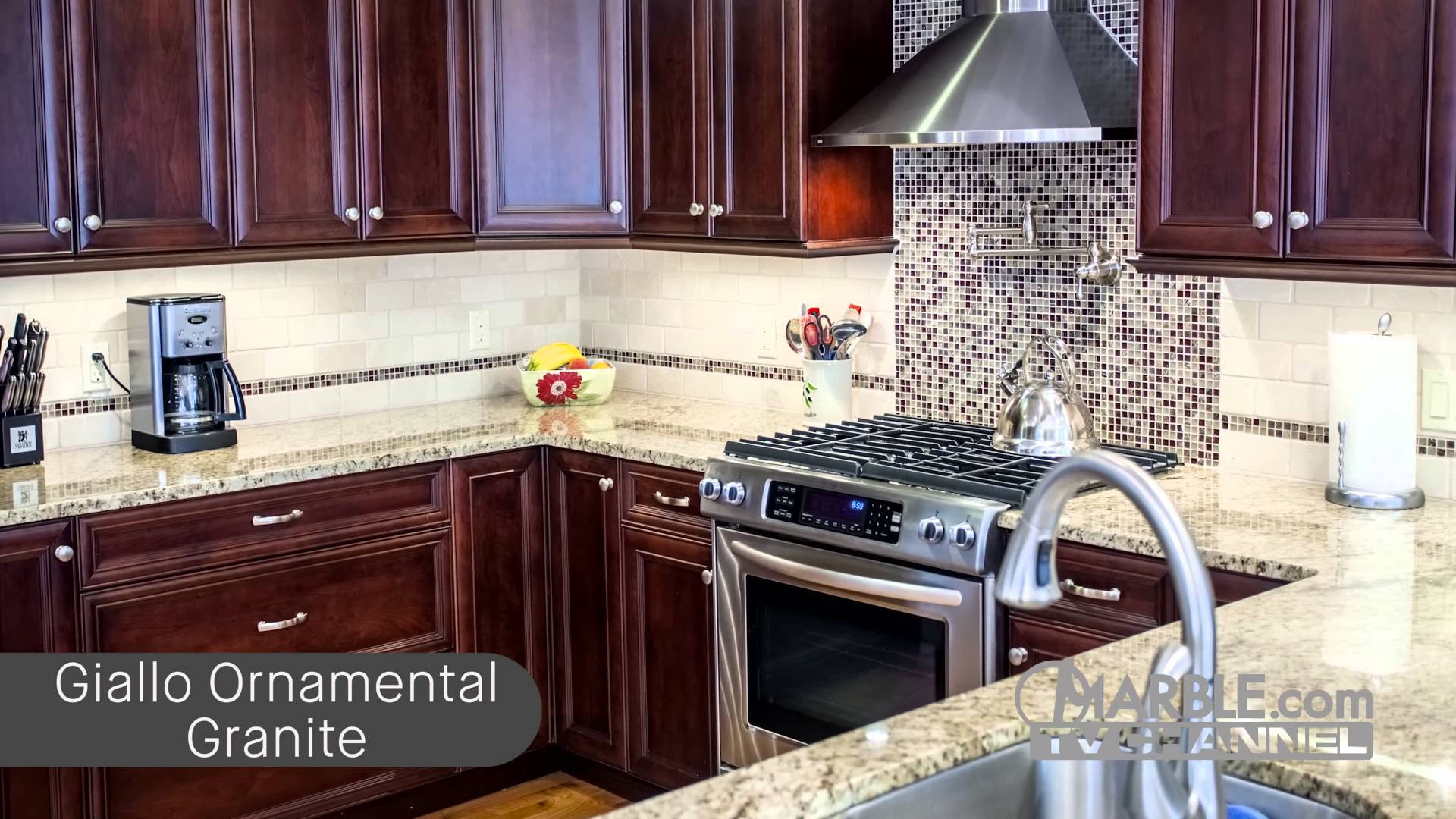 pictures of kitchens with dark hardwood floors of top 5 granites for dark cabinets youtube within maxresdefault