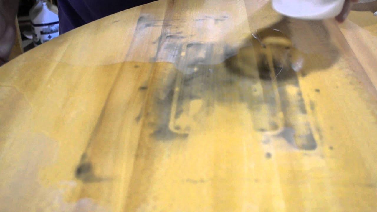 polyurethane finish hardwood floors of fixing damaged furniture youtube for fixing damaged furniture