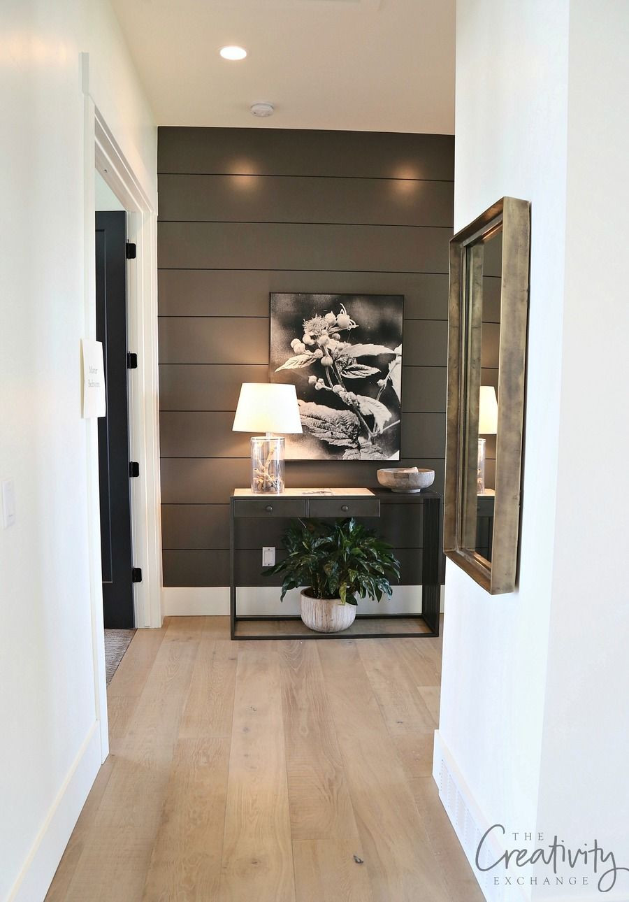 popular hardwood floor colors 2017 of painted shiplap accent walls in rich colors home decor and more within painted shiplap accent walls in rich deep colors are the latest design trend when it comes to wall treatments and design ideas