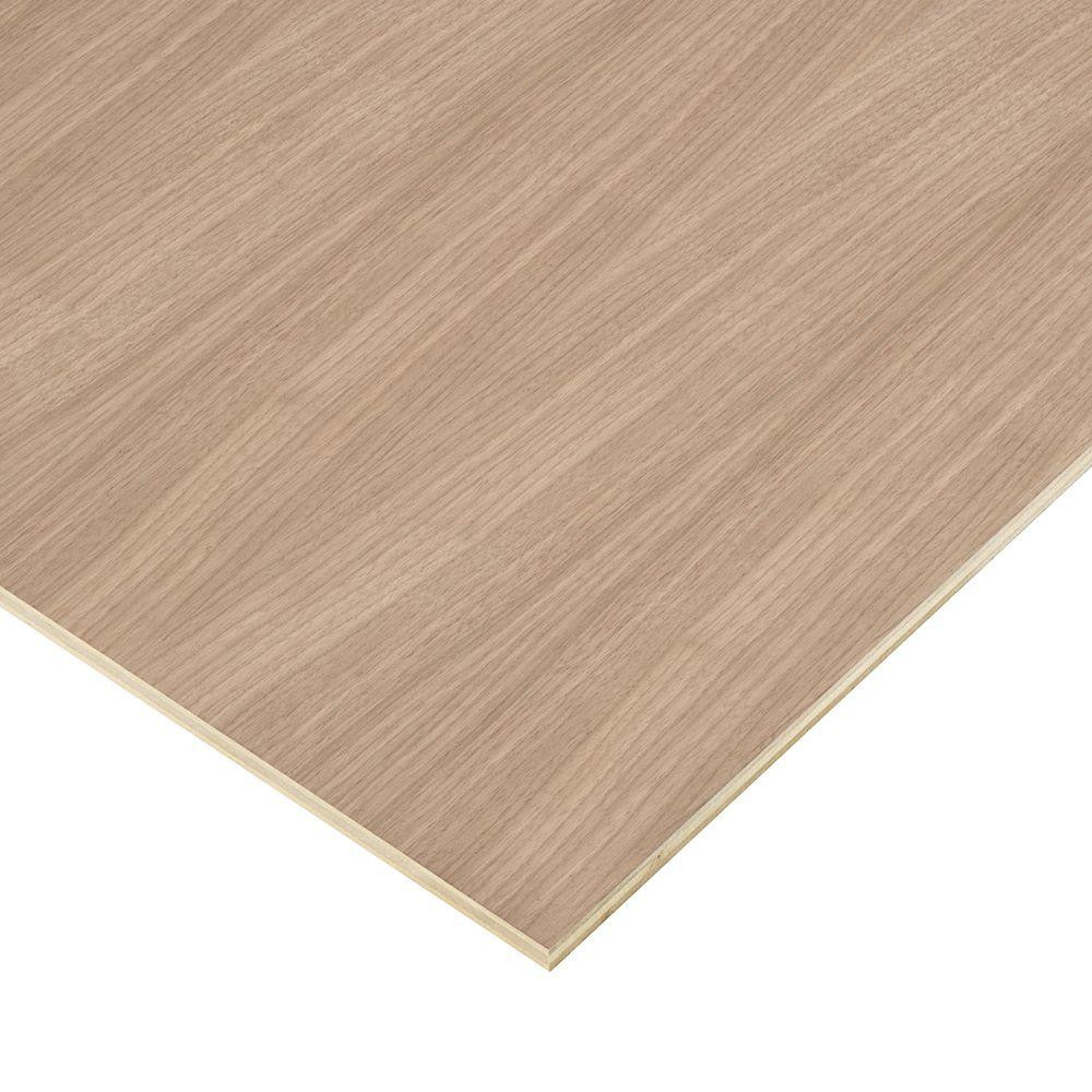 praters hardwood flooring chattanooga of 1 4 plywood lumber composites the home depot pertaining to 1 2 in x 2 ft x 4 ft purebond walnut plywood