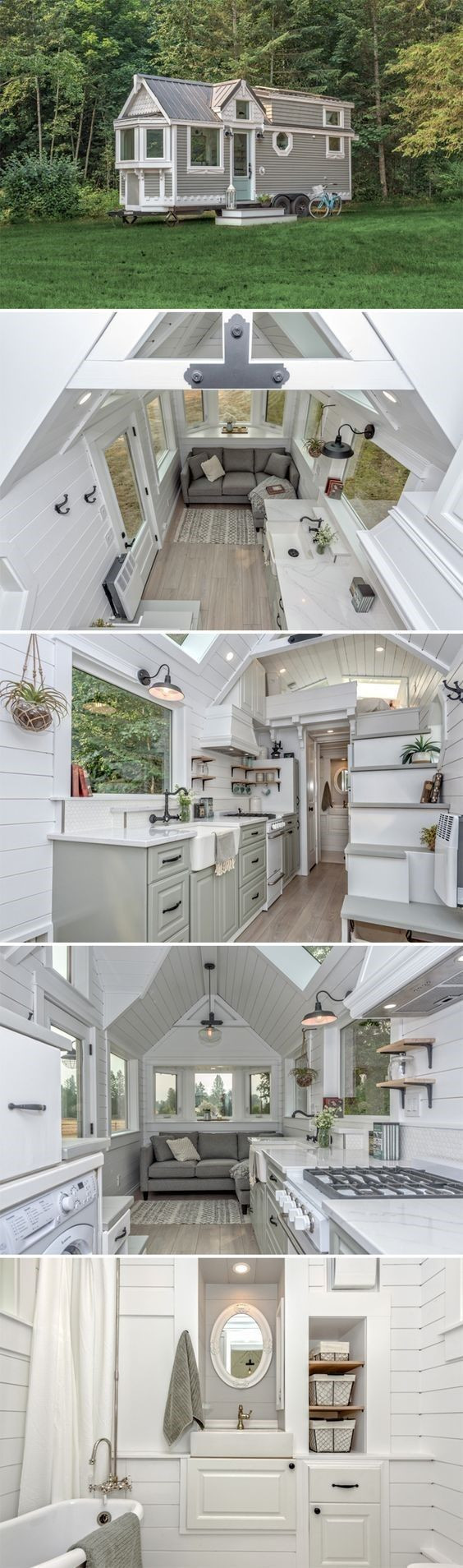 "praters hardwood floors chattanooga tn of 65 best decoracia""n y organizacia""n images on pinterest for the home throughout shed diy shed plans the heritage is the debut tiny house built by oliver stankiewicz and cera bollo at summit tiny homes located in armstrong"