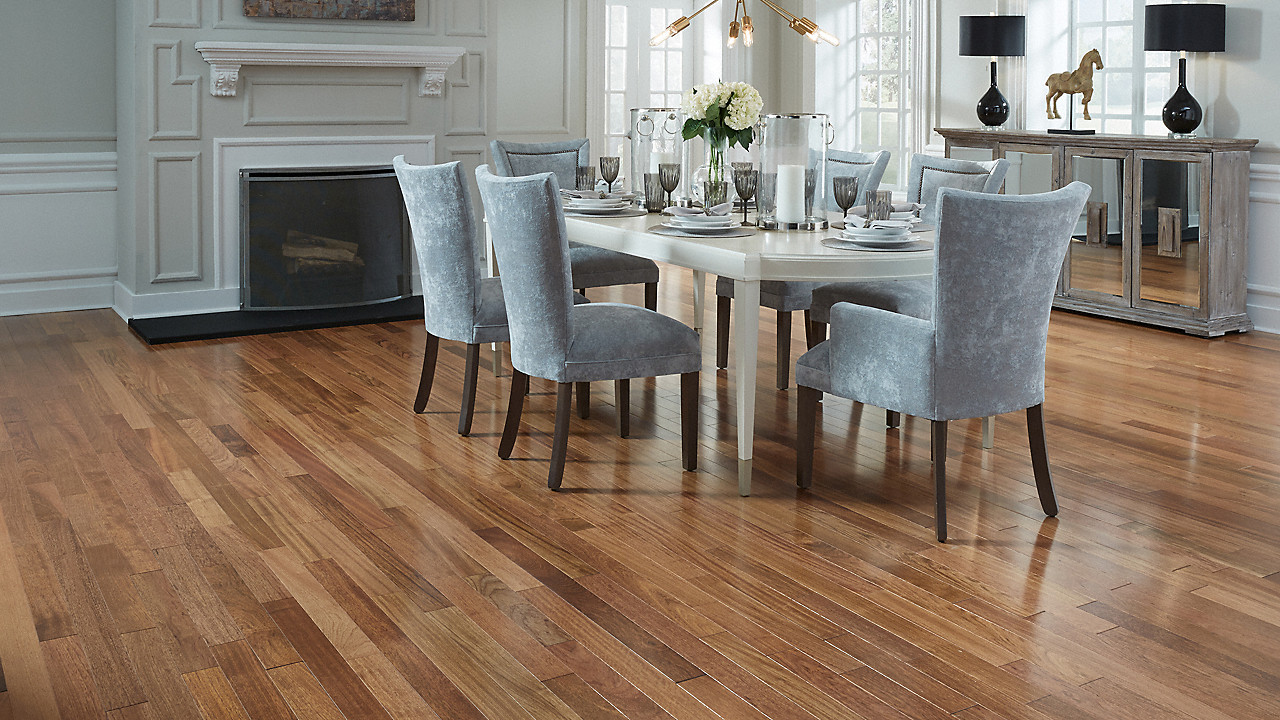 prefinished hardwood flooring price per square foot installed of 3 4 x 3 1 4 select brazilian cherry bellawood lumber liquidators throughout bellawood 3 4 x 3 1 4 select brazilian cherry
