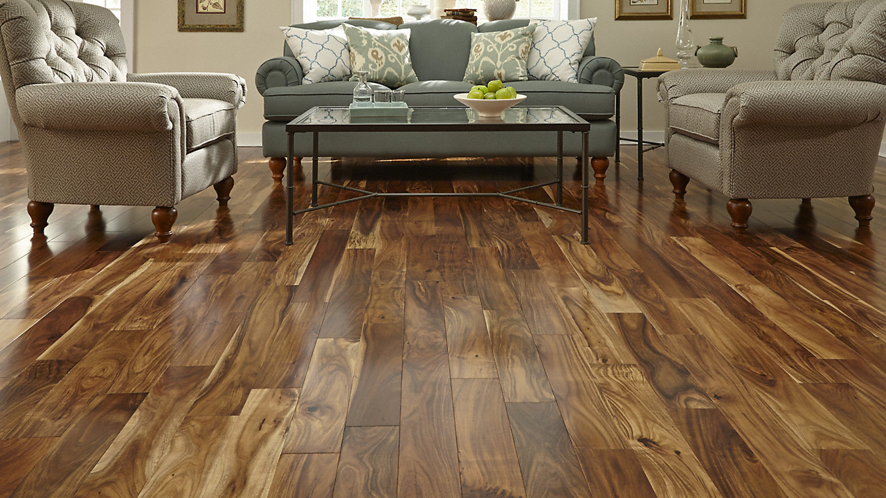 prefinished hardwood flooring reviews of 1 2 x 4 3 4 acacia quick click bellawood engineered lumber within bellawood engineered 1 2 x 4 3 4 acacia quick click