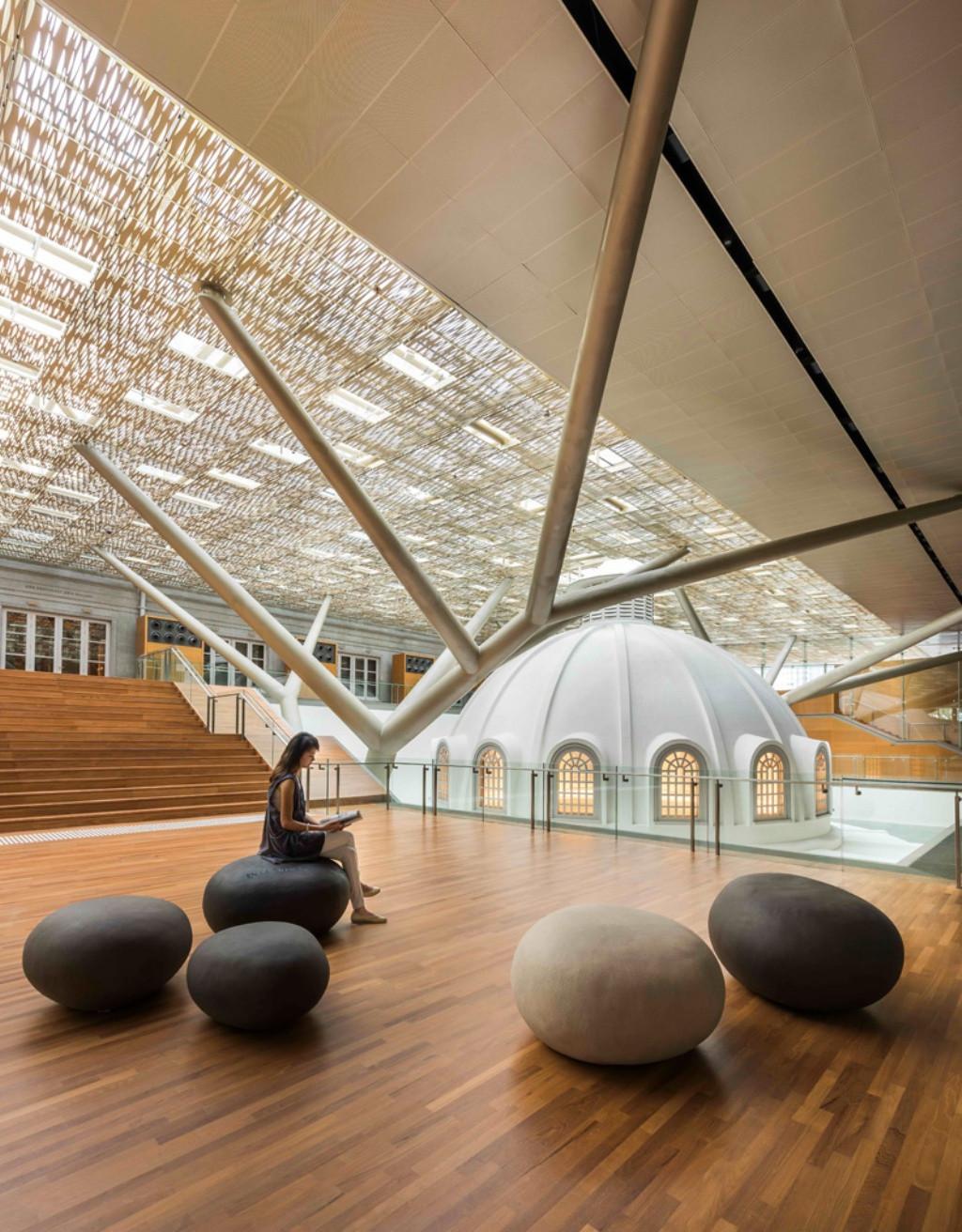 prestige hardwood flooring bend oregon of atelier vierkant within national gallery singapore