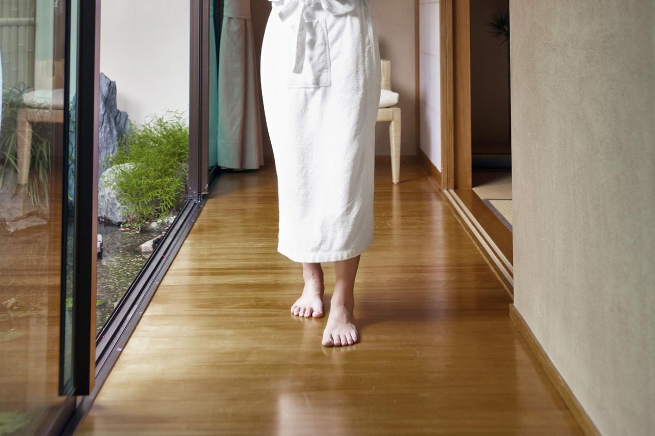 protect hardwood floors from scratches of solid engineered and strand woven bamboo floors throughout bamboo floor 126363806 resized 56a2fd873df78cf7727b6d0b