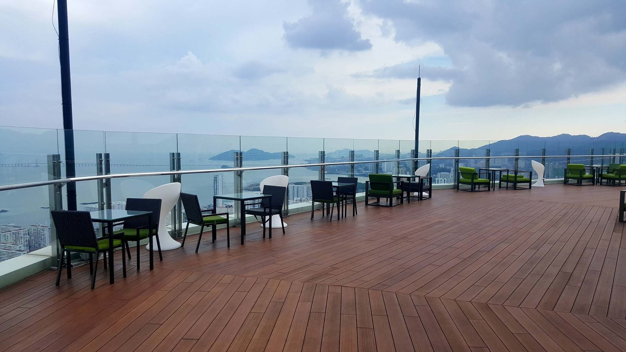 rainbow hardwood flooring reviews of discover penang the pearl of the orient flyertalk forums with the panoramic view of georgetown and surrounding area at a higher altitude