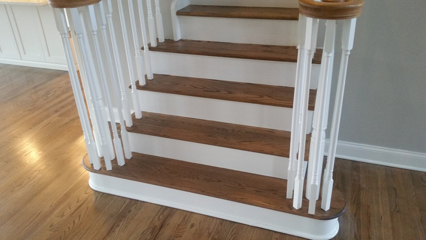 Refinish or Replace Hardwood Floors Of Rochester Hardwood Floors Of Utica Home Throughout Stairscrp