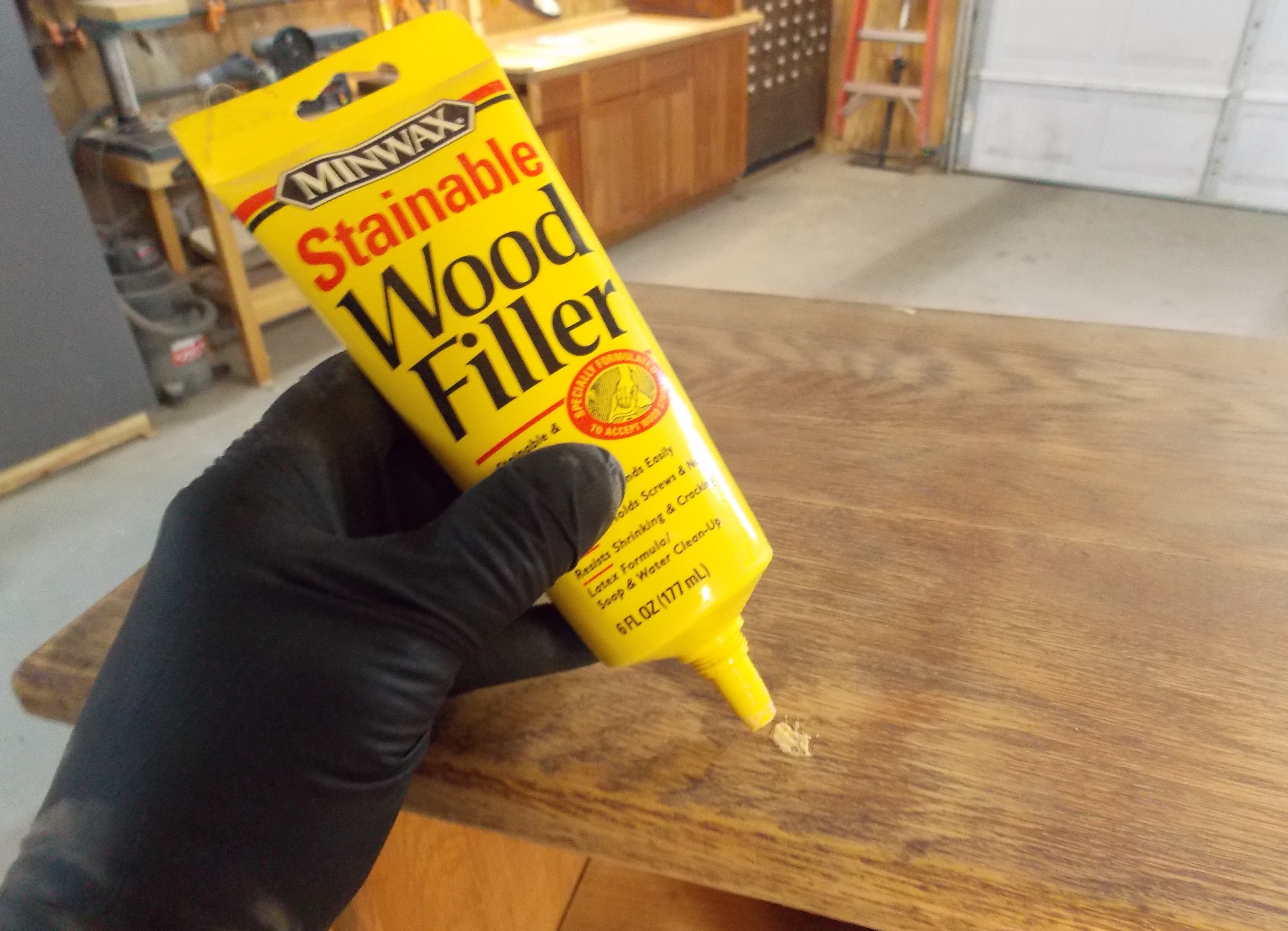 refinished hardwood floors drying time of a vintage hatbox revived as the perfect gift minwax blog with regard to wood filler