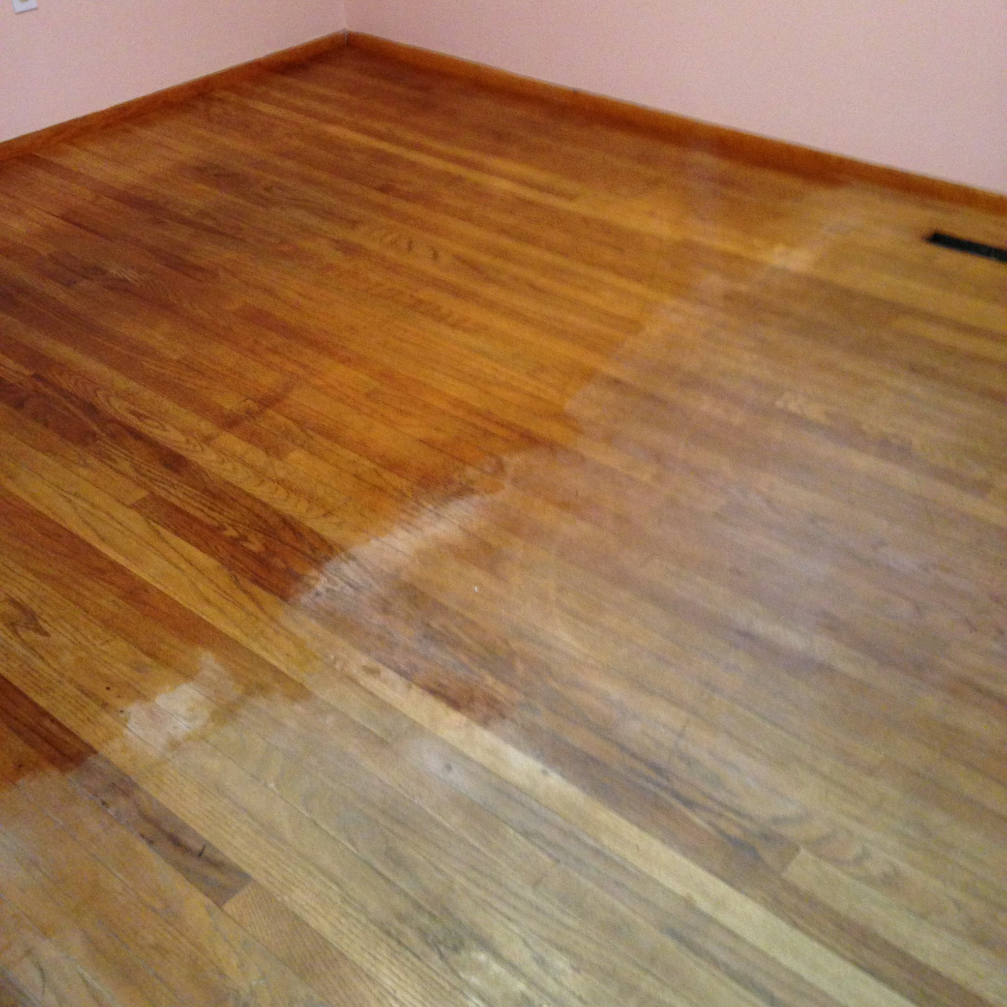 Refinishing Hardwood Floors Light to Dark Of 15 Wood Floor Hacks Every Homeowner Needs to Know In Wood Floor Hacks 15