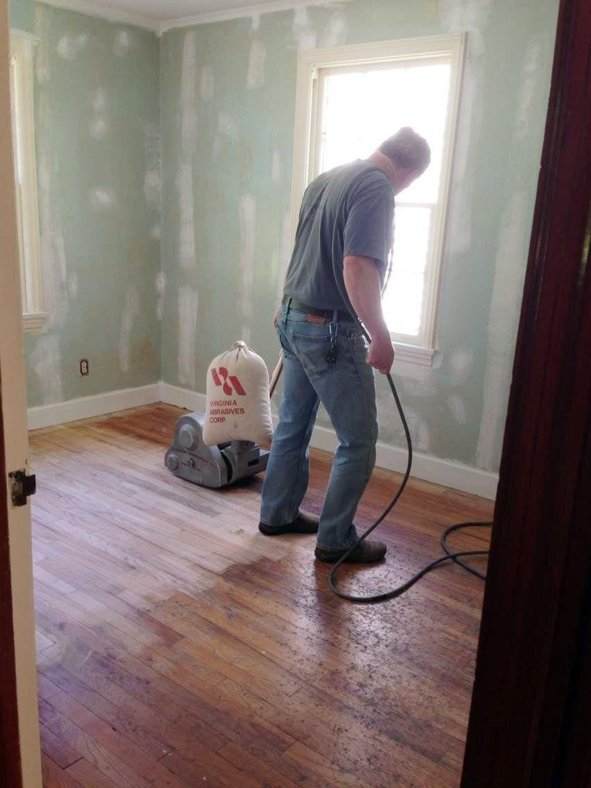 Refinishing Red Oak Hardwood Floors