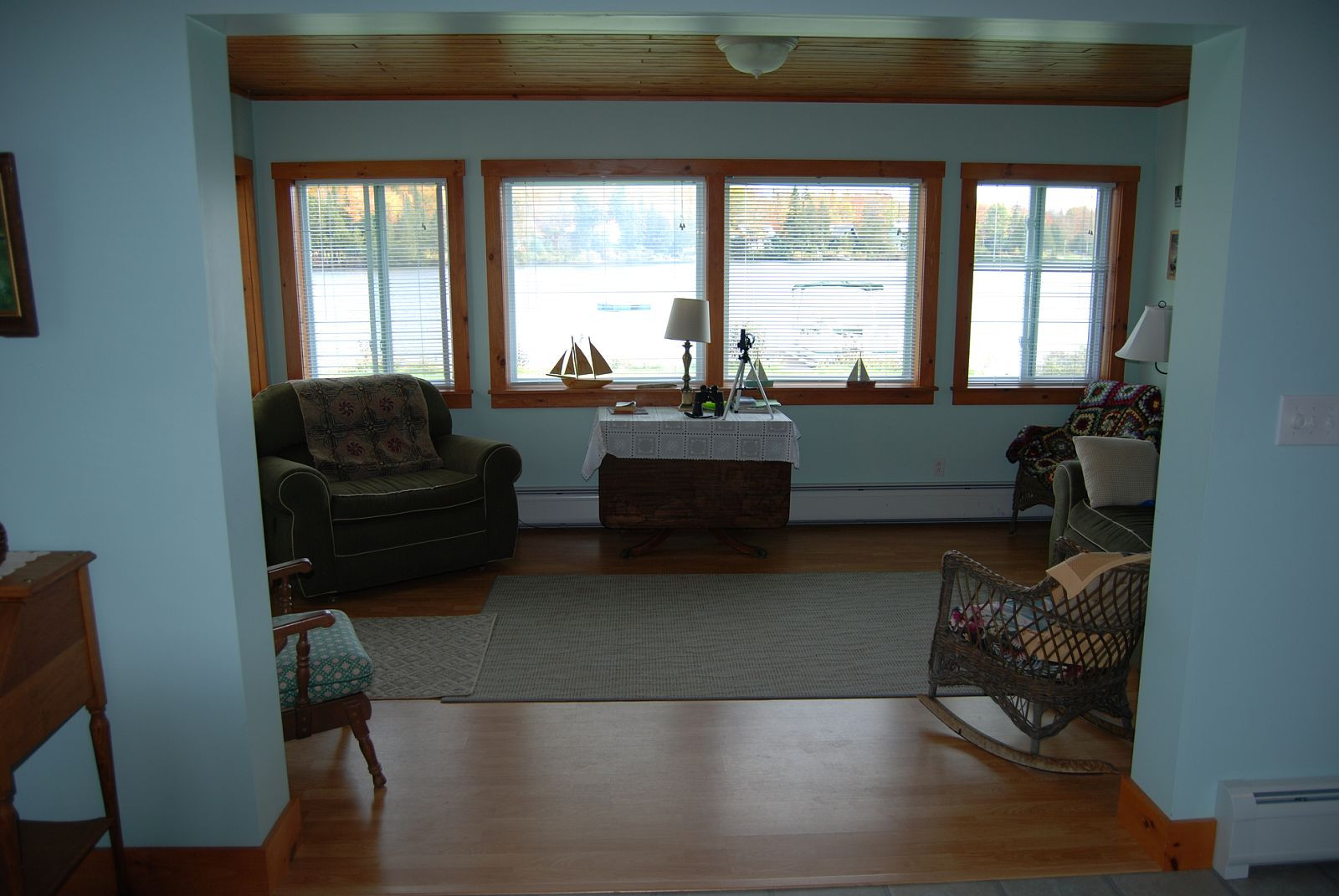 reflections hardwood flooring ct of waterfront log cabin in vermonts scenic northeast kingdom home regarding previous next