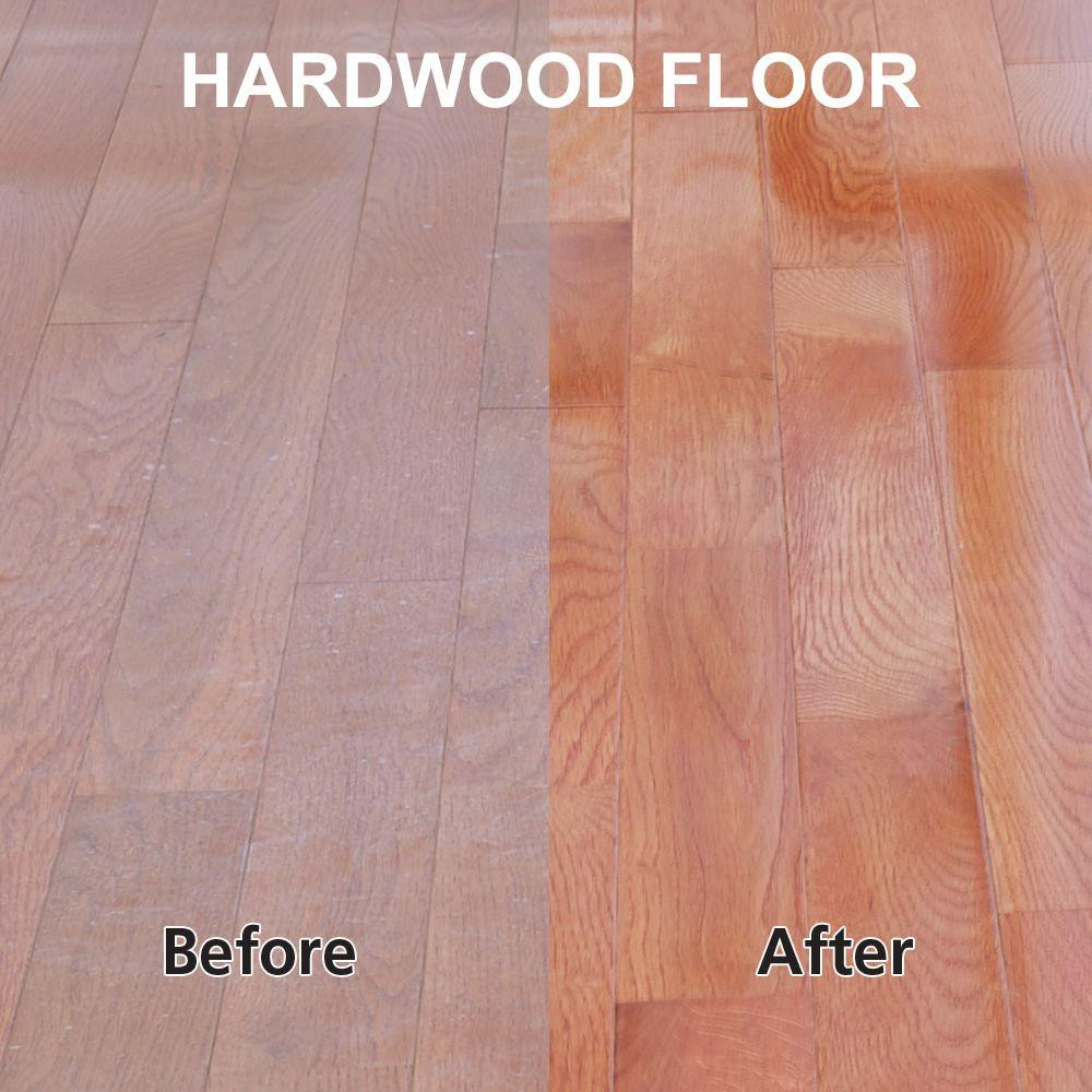 Rejuvenate Hardwood Floor Cleaner Of 128 Oz Non Toxic Laminate Tile Dirt Grime