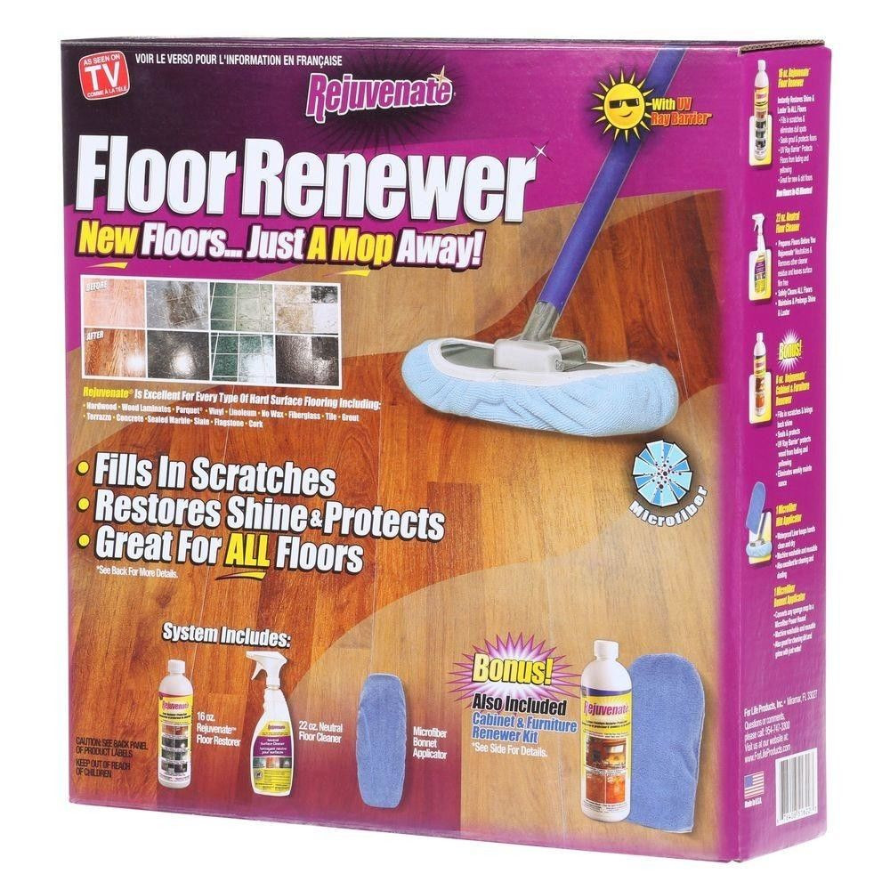 rejuvenate hardwood floor cleaner of rejuvenate 16 oz floor renewer system rj16flopkit ebay with norton secured powered by verisign