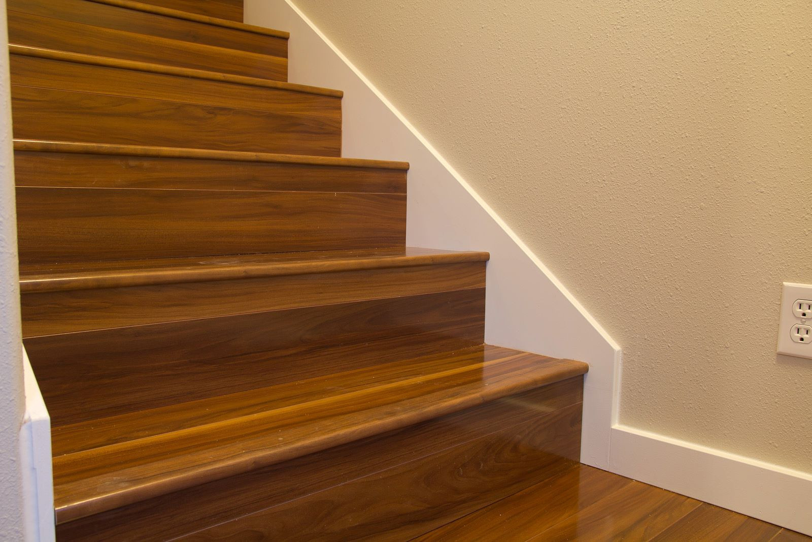 replacing carpet with hardwood floors cost of can you install laminate flooring on stairs you may be wondering intended for can you install laminate flooring on stairs you may be wondering how to match your stairs with your beautiful laminate floors we answer this frequently