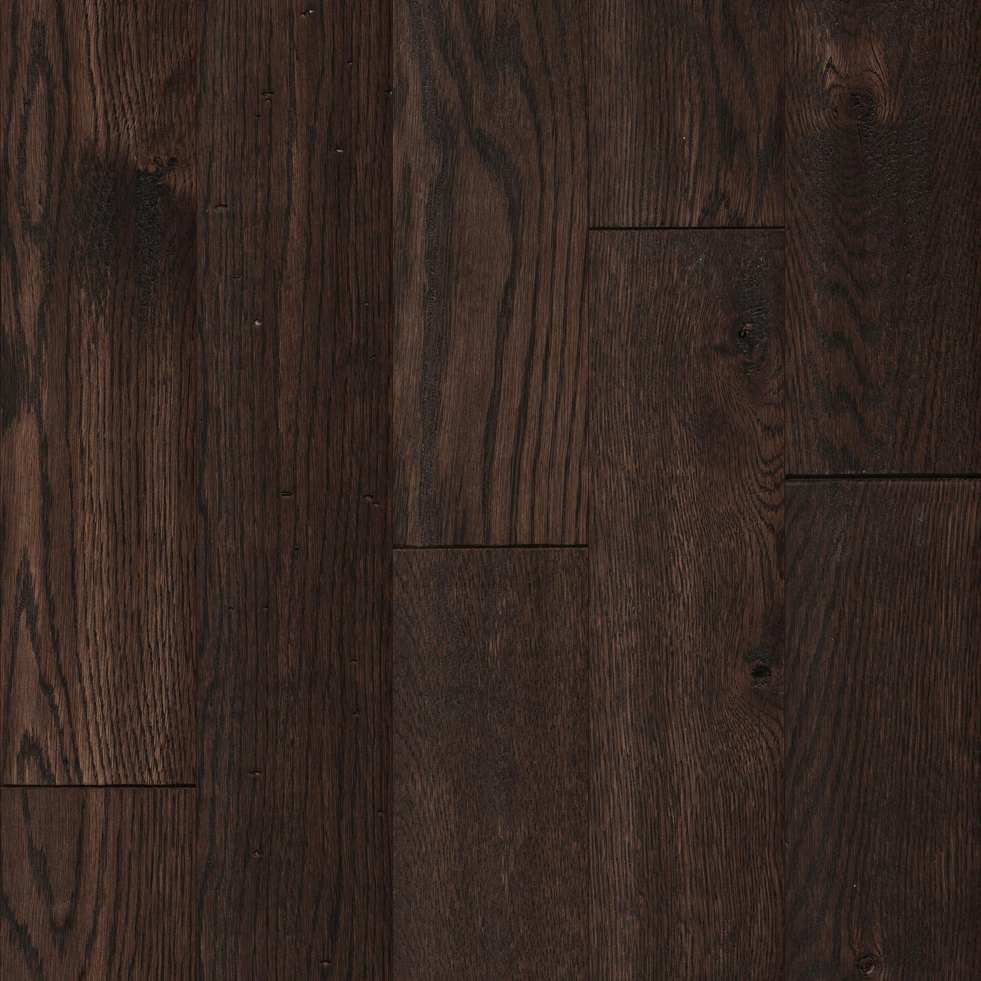 replacing glued down hardwood floor of mullican chatelaine oak ebony 4 wide solid hardwood flooring with regard to more views