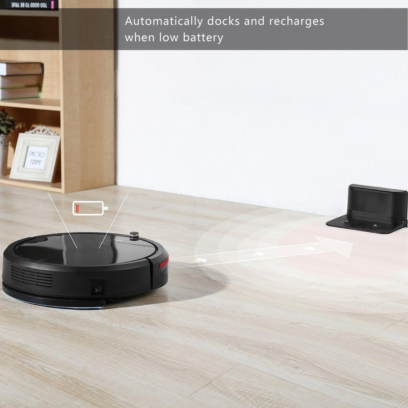 Robot Vacuum For Hardwood Floors