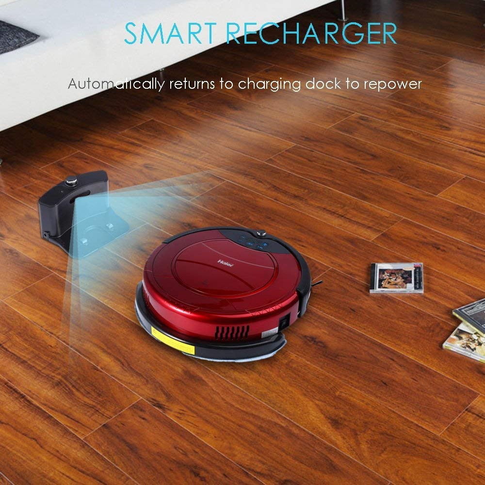 robot vacuum for hardwood floors of haiera swr t322 vacuum cleaning robot automatic robotic vacuum inside haiera swr t322 vacuum cleaning robot automatic robotic vacuum cleaner mop hardwood floor vacuum cleaner wet and dry vacuum cleaner with remote control