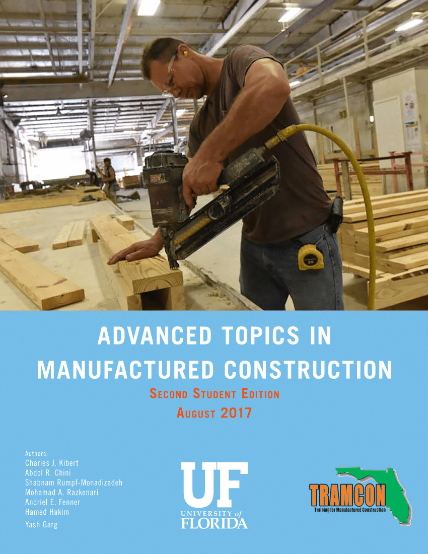 Rosin Paper for Hardwood Flooring Of Pdf Advanced topics In Manufactured Construction Intended for Pdf Advanced topics In Manufactured Construction