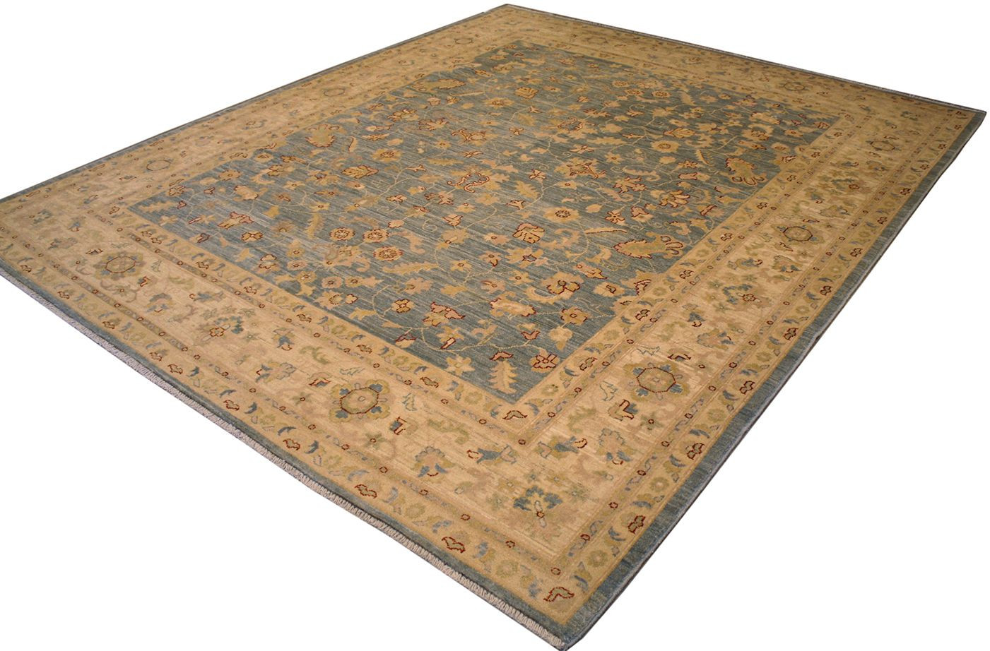 Rug Pads for Hardwood Floors Of 8x9 9 Peshawar Floral Motif oriental Rug and oriental Regarding 8x9 9 Peshawar Wool area Rug Main Street oriental Rugs