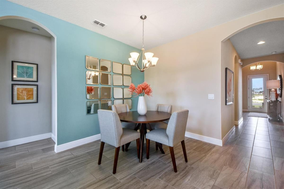 S M Hardwood Flooring Of New Seagate Home Model for Sale at Carriage Pointe In Gibsonton Fl Pertaining to Photographs