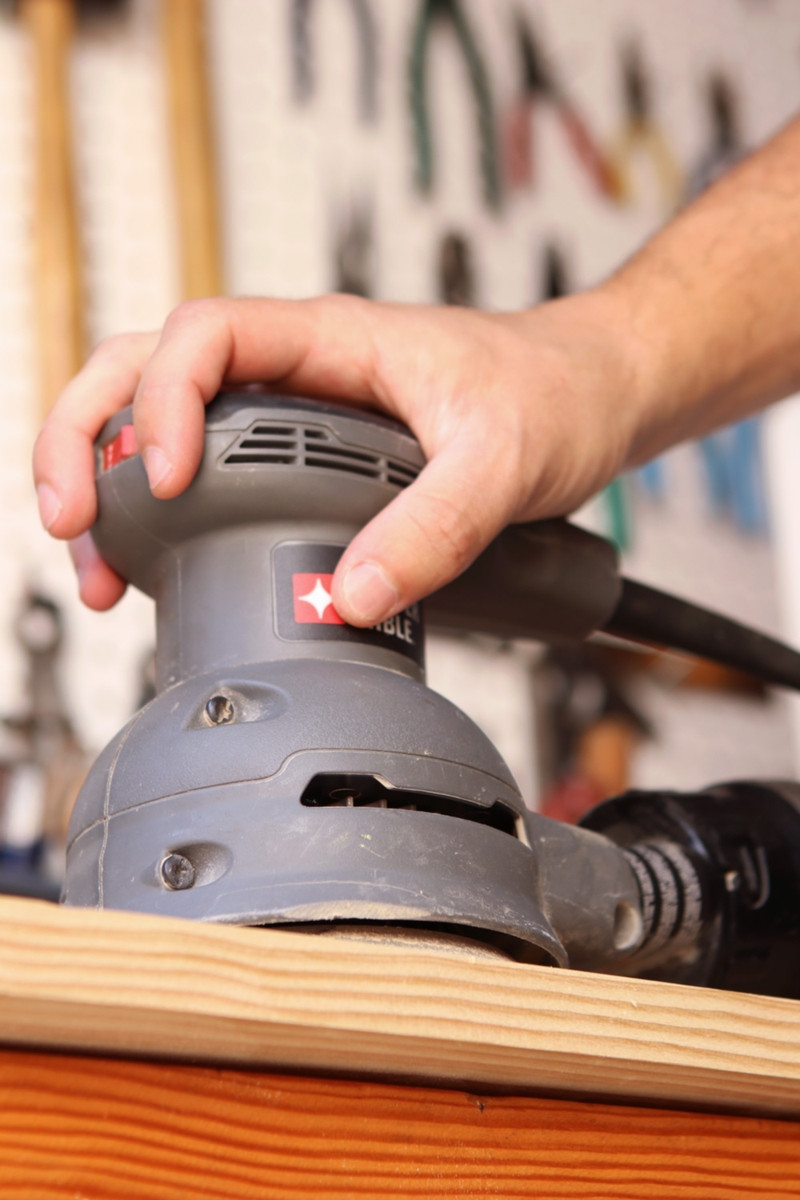 sanding hardwood floors with palm sander of 7 common mistakes to avoid whenever you use a random orbit sander with regard to random orbital sander mistakes common errors and solutions