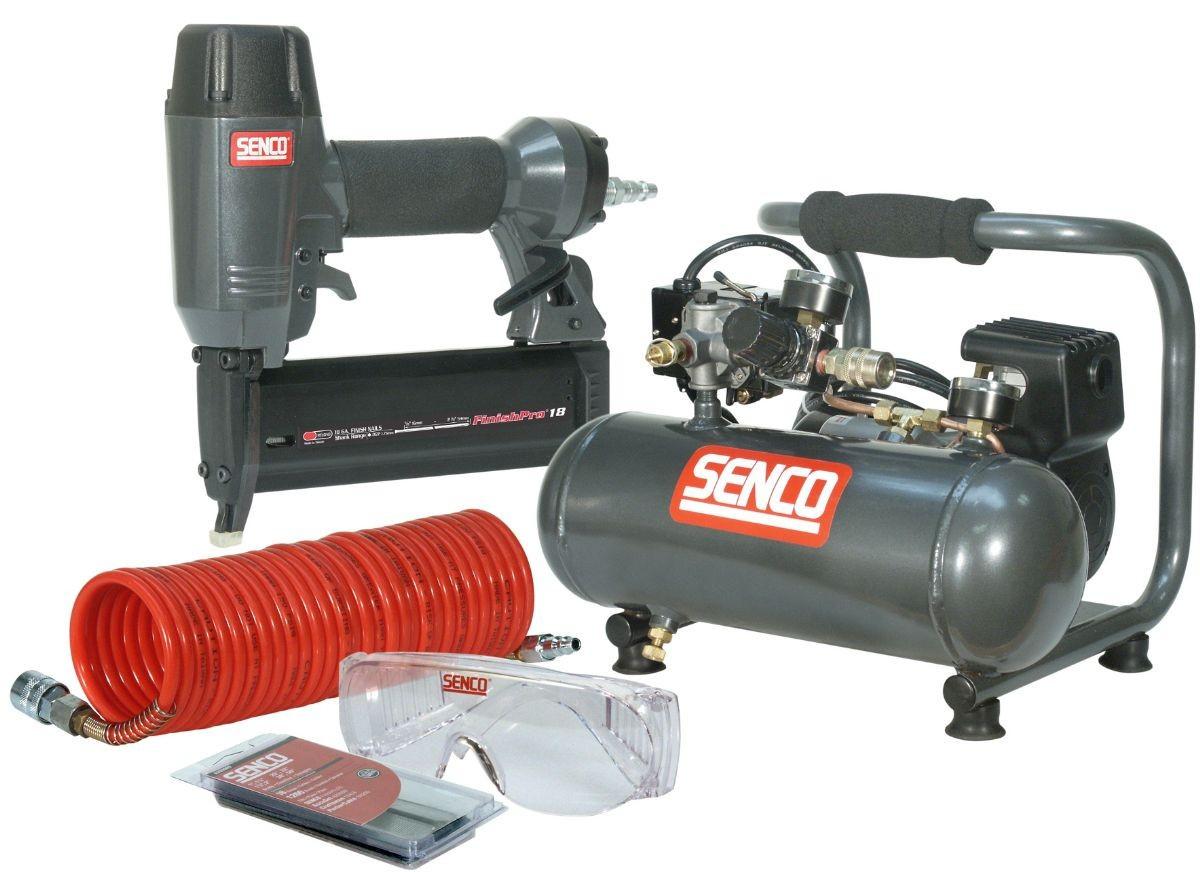 senco hardwood floor stapler of senco pc0947 finishing brad nailer combo kit for senco pc0947 brad nailer combo kit pc0947