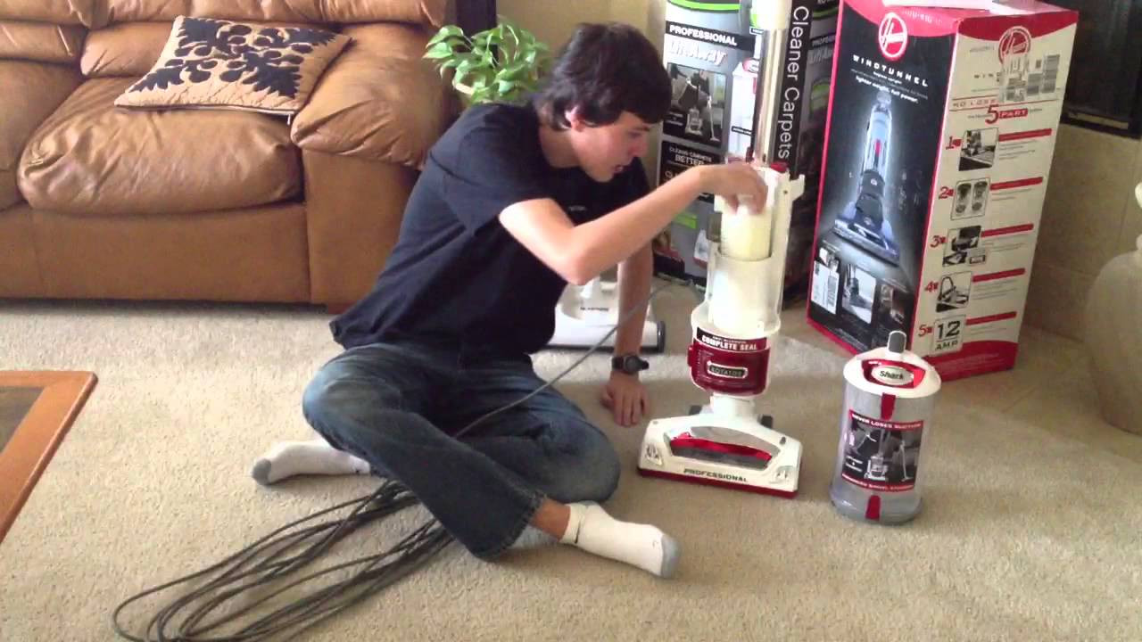 Shark Vacuum for Pet Hair and Hardwood Floors Of Shark Rotator Maintnance Youtube Pertaining to Maxresdefault